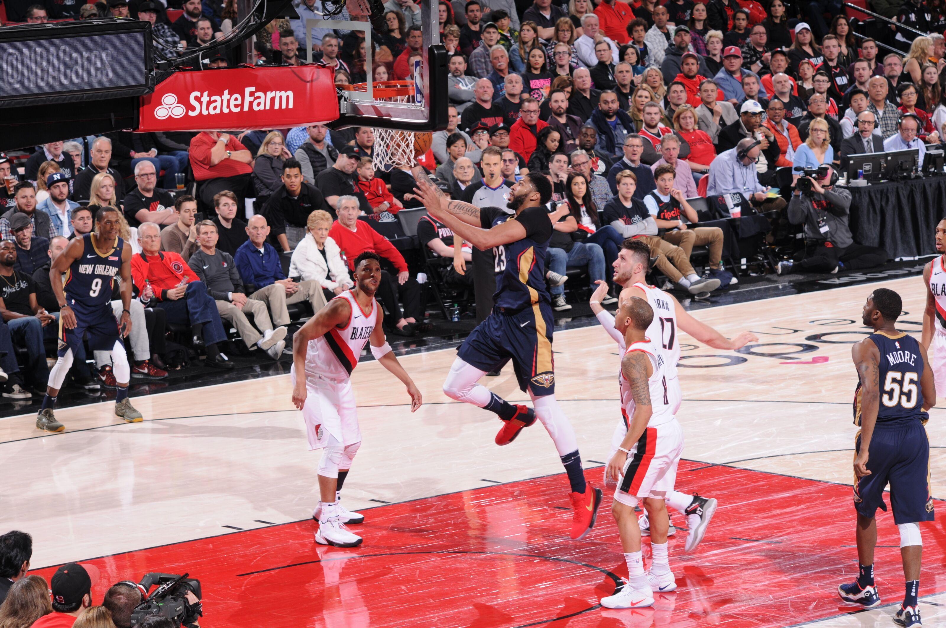 Blazers Vs Pelicans Nba Stream   Priletai.com