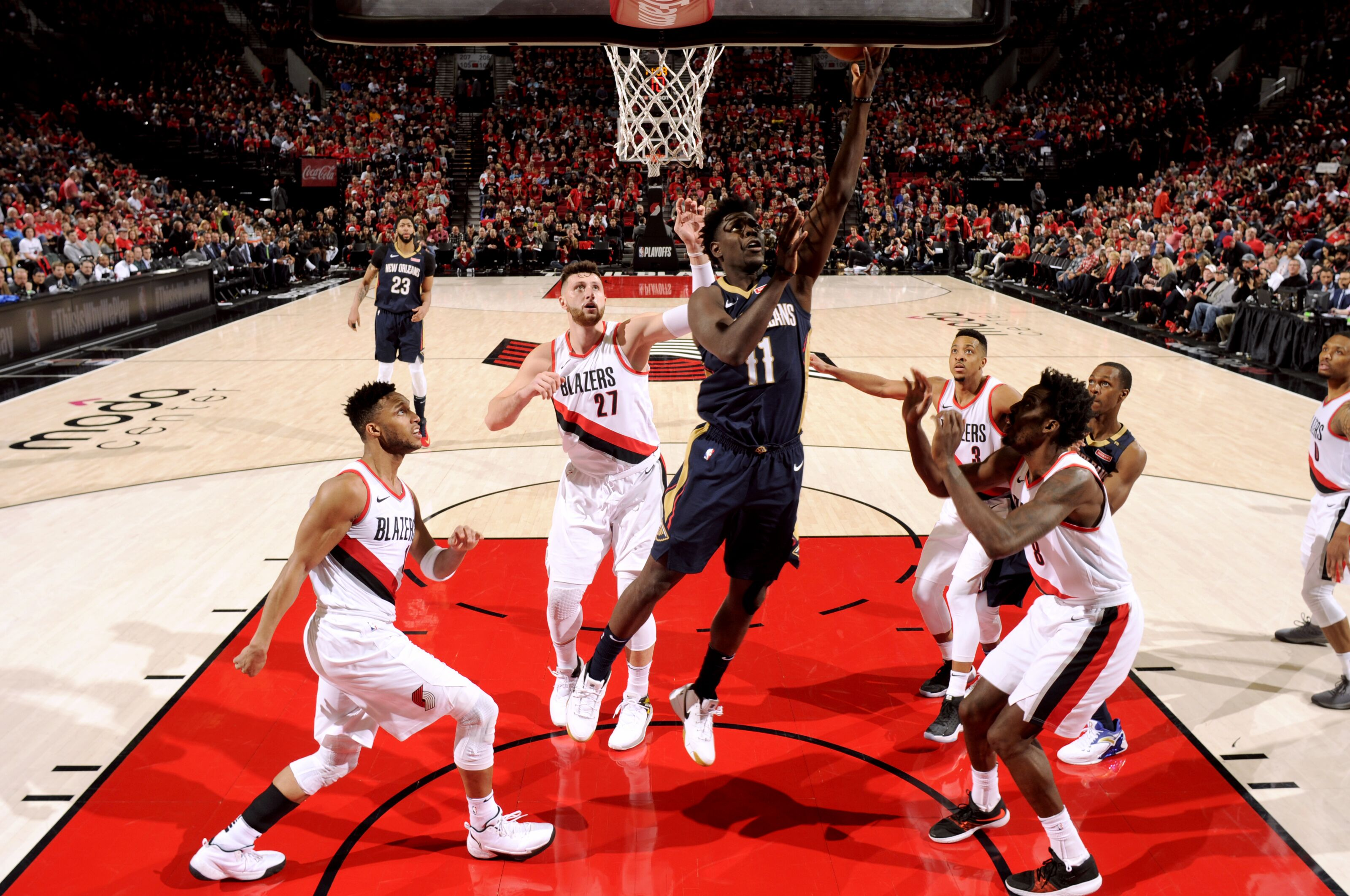 NBA Playoffs 2018 Portland Trail Blazers Vs. New Orleans Pelicans Game 3 Live Stream Watch Online