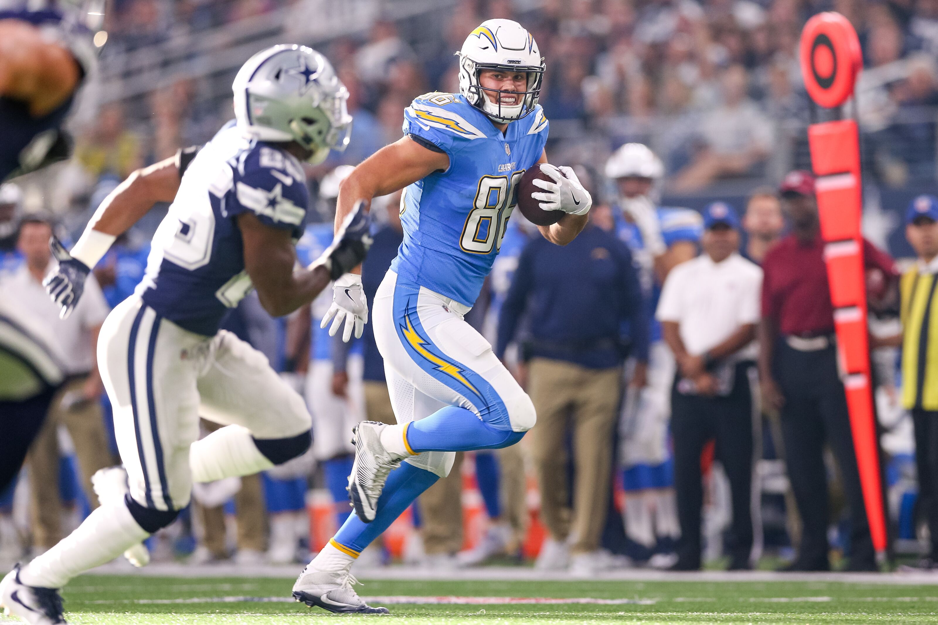 Chargers get slammed by the injury bug every year