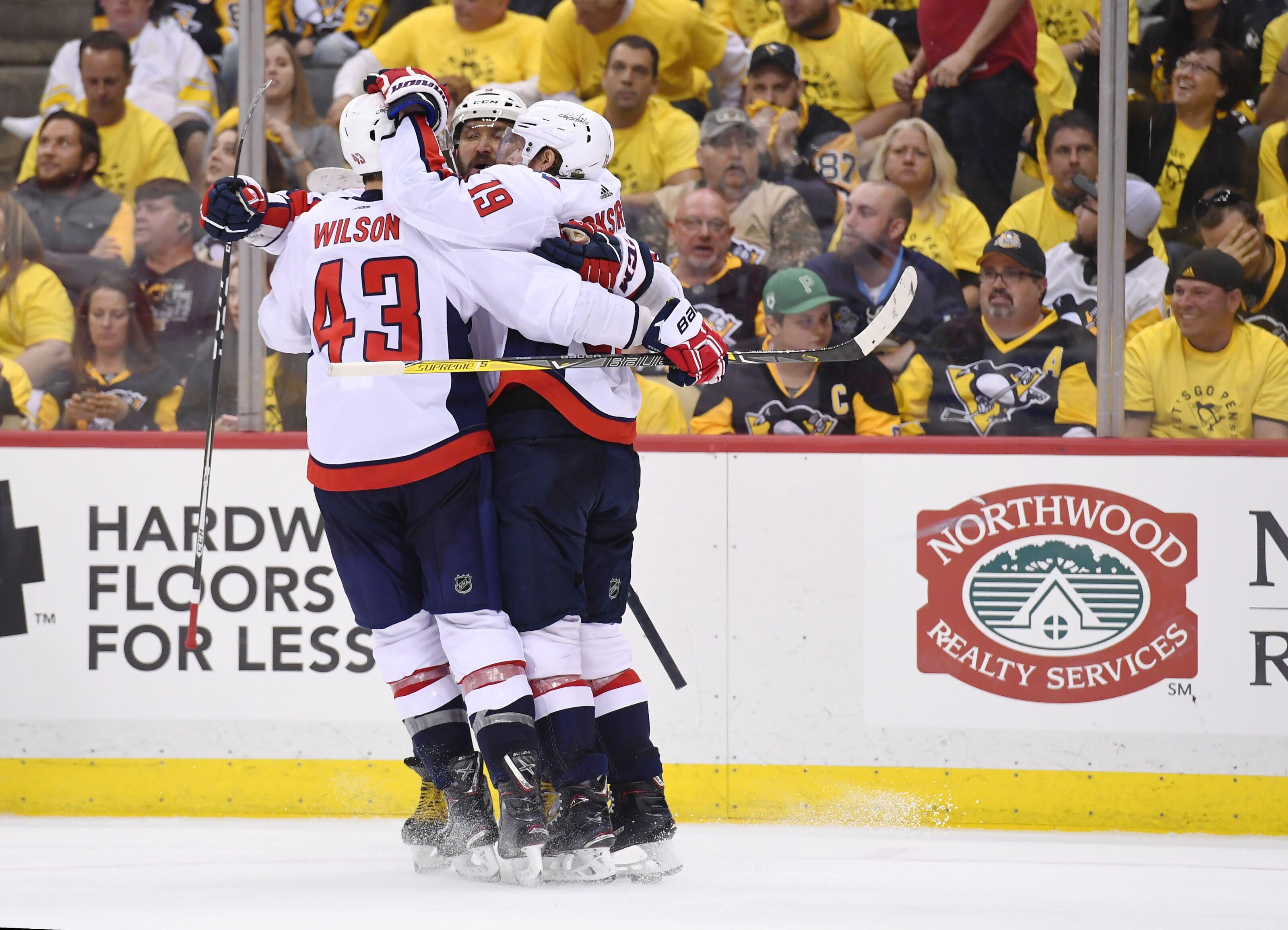 9eafcbc004f Capitals vs. Penguins Game 6  Full highlights as Washington advances