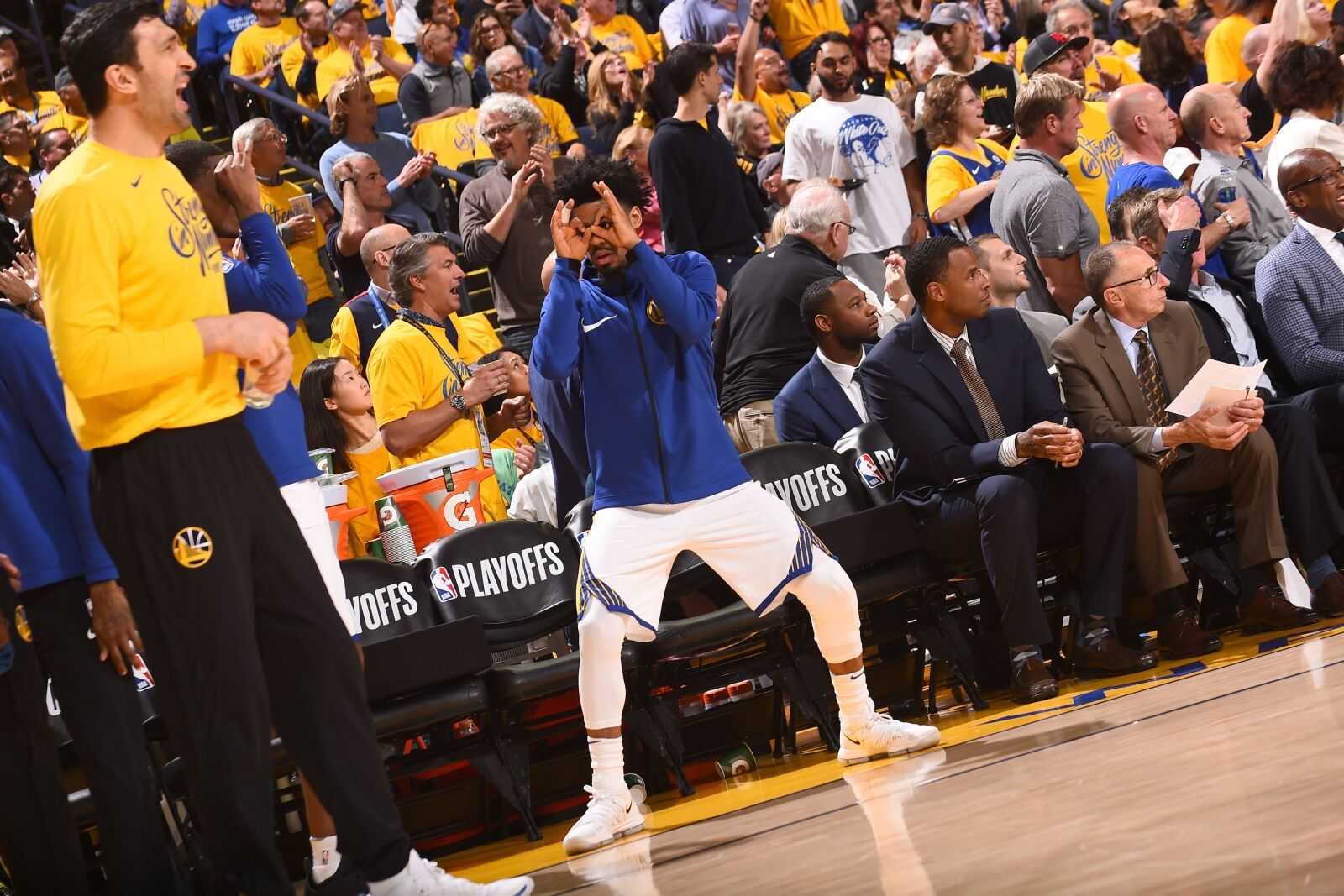 Warriors are too much for the Pelicans in Game 5: 3 takeaways