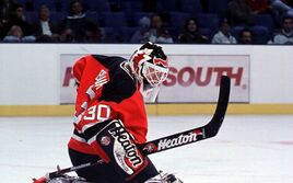 Martin Brodeur Receives A Tryout With St Louis Blues