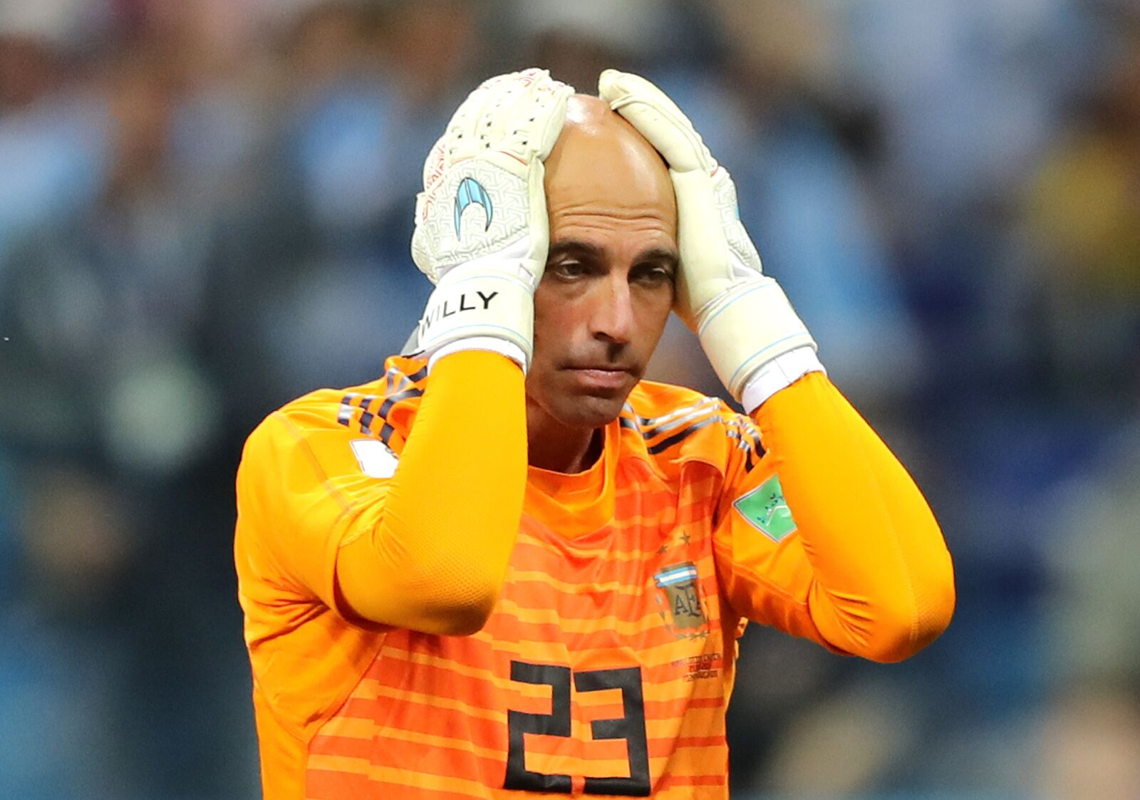 World Cup Day 8 awards: What have you done, Willy Caballero?