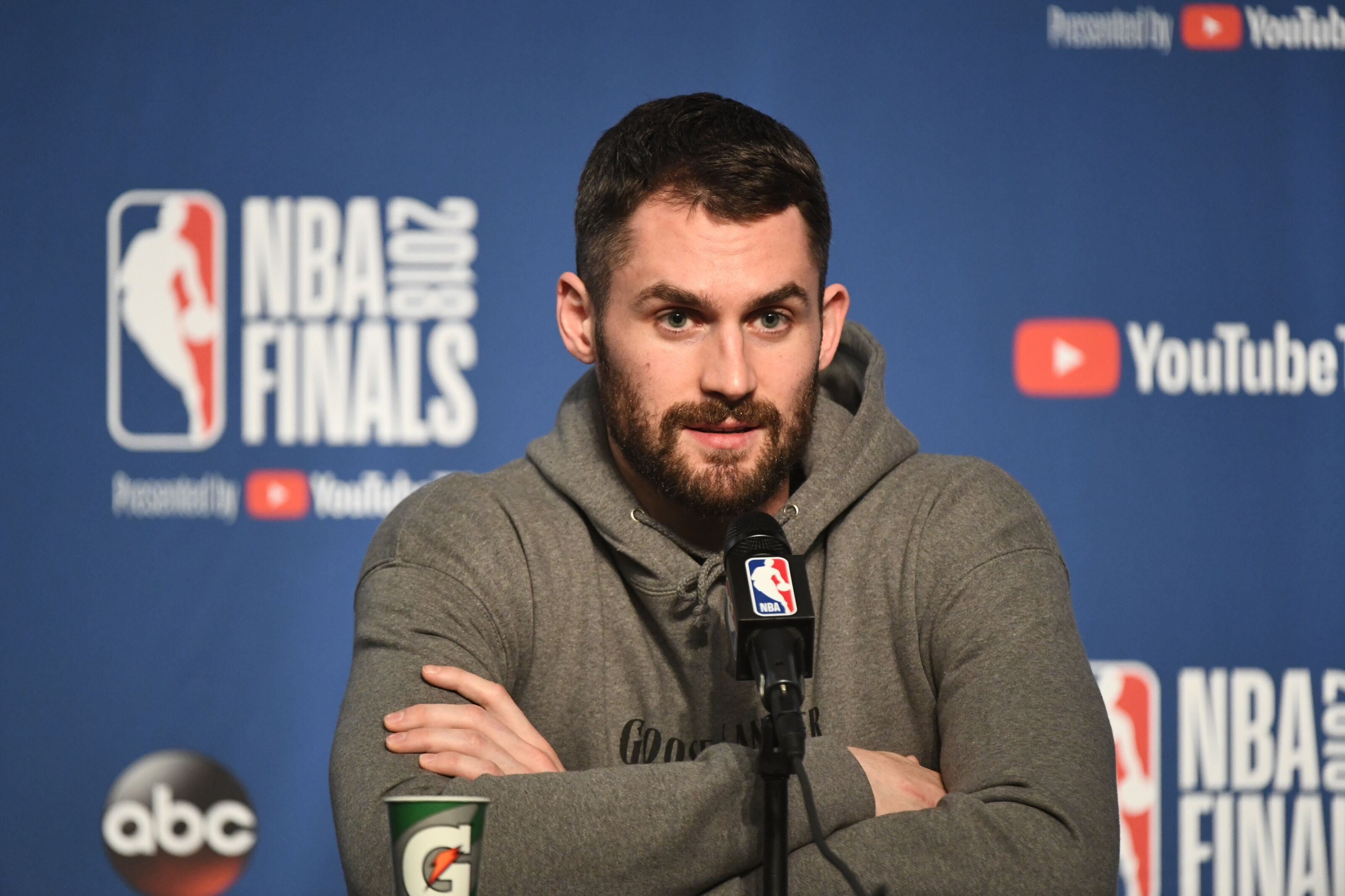 With LeBron James leaving the Cavs, Kevin Love is a ripe trade target