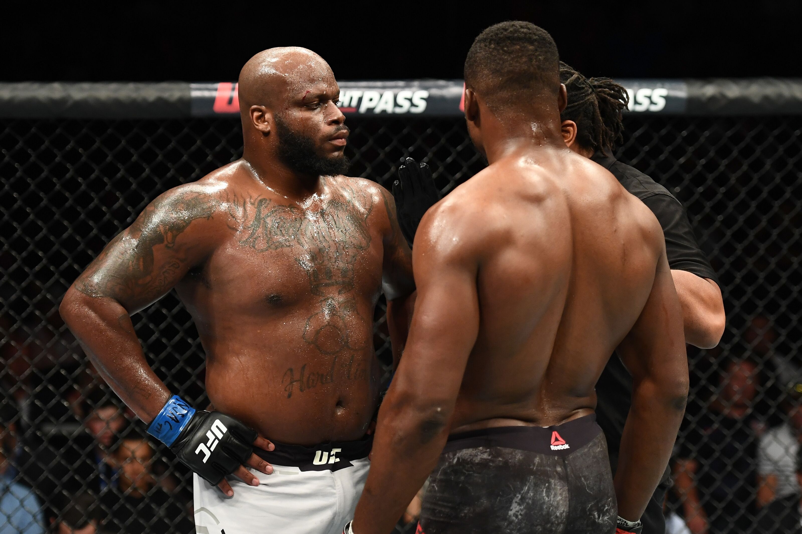 Derrick Lewis wants rematch with Francis Ngannou before retirement
