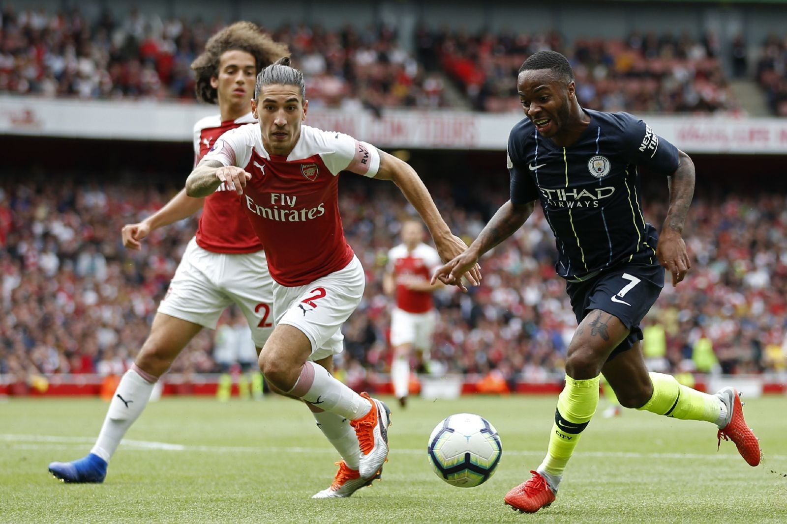 Premier League highlights and summary