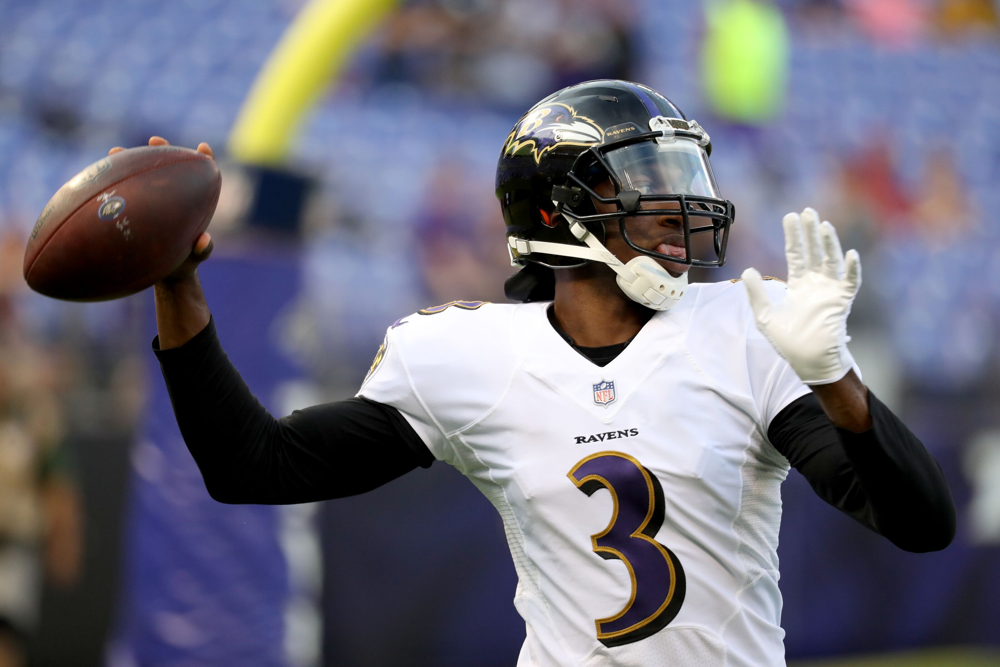 Jaguars should have chosen Robert Griffin III over Nick Foles