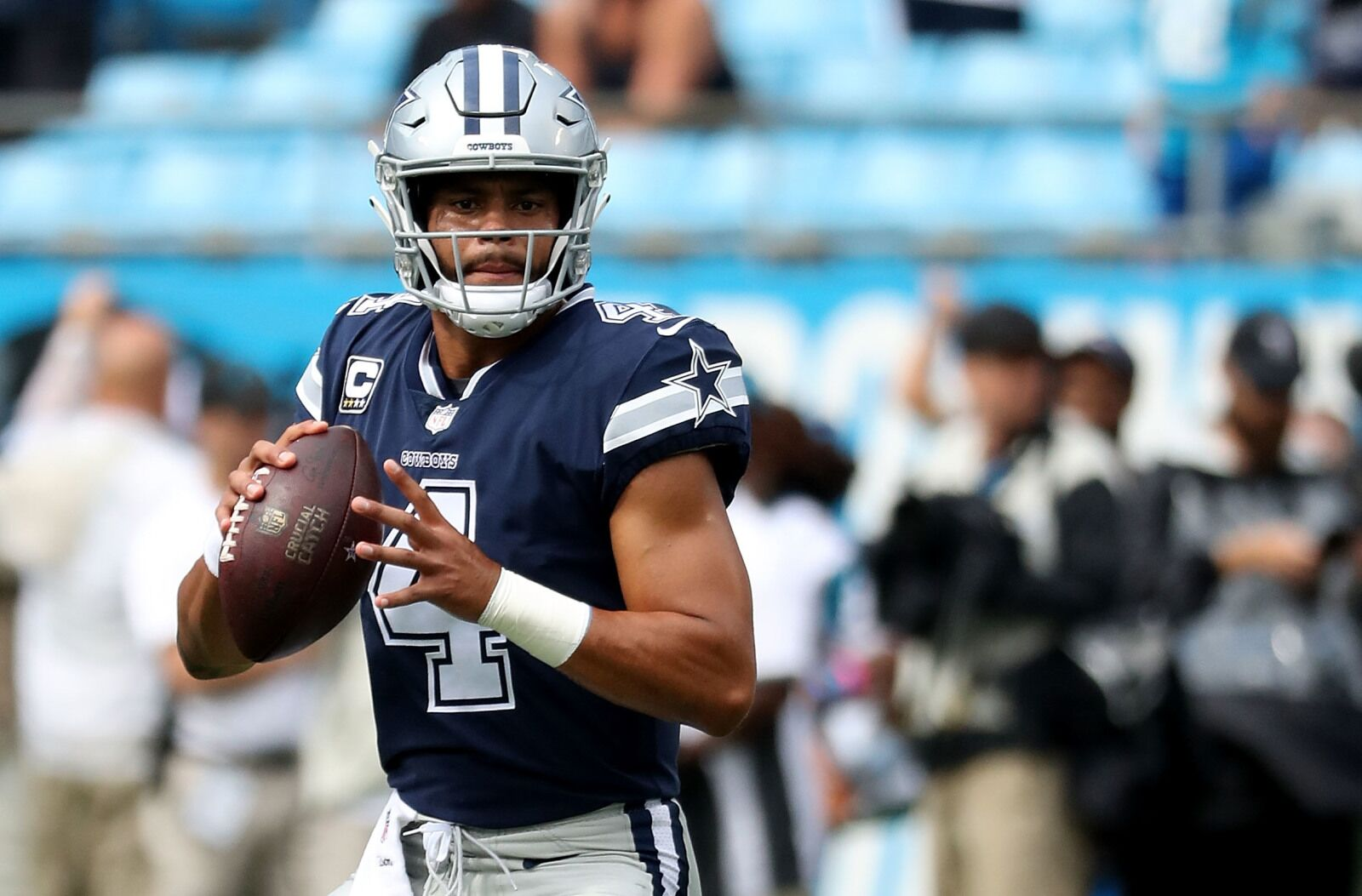 4a0ec2ff151 Cowboys offseason sins cost them against the Panthers