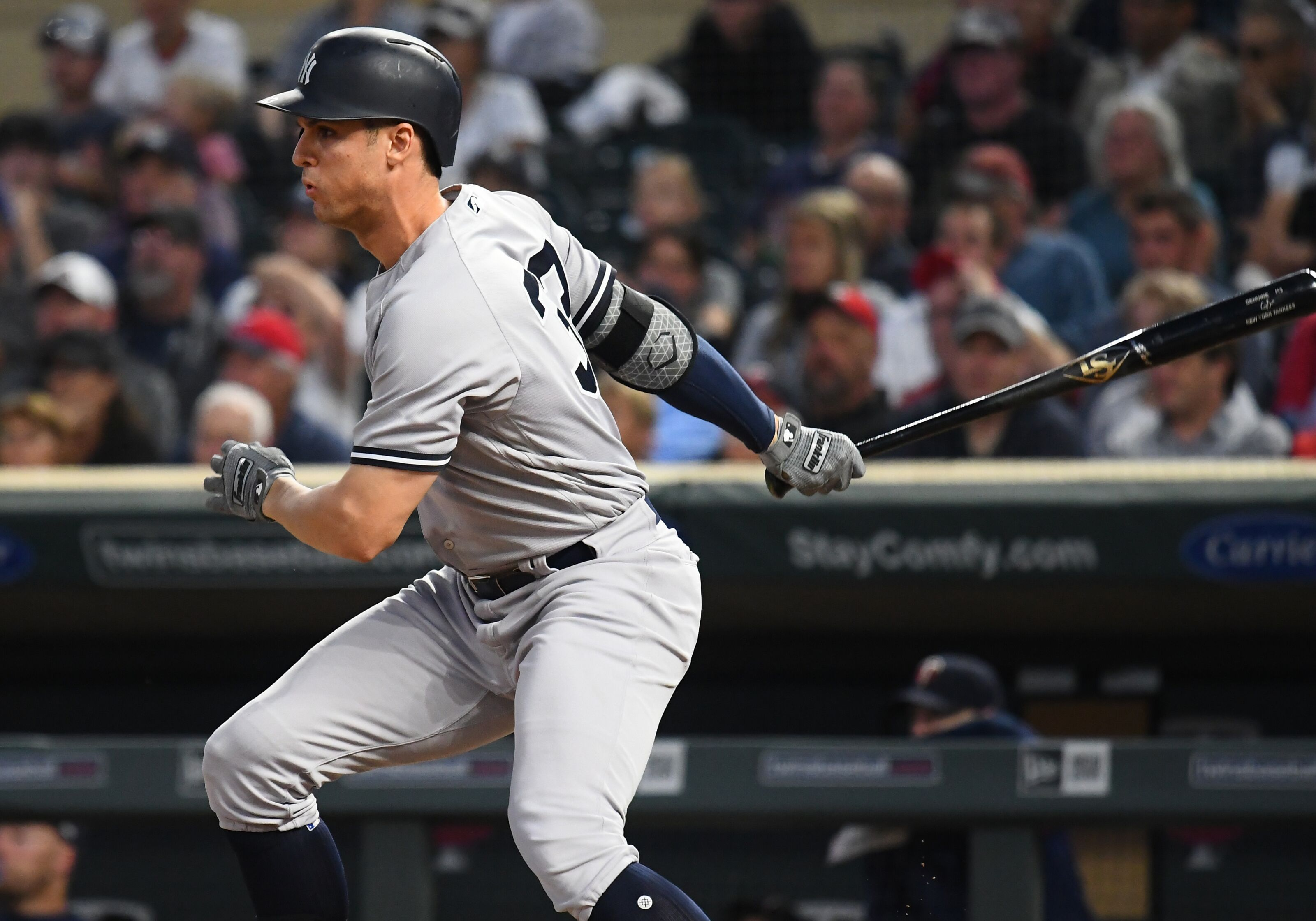 Yankees may look to trade Greg Bird or Luke Voit before Opening Day