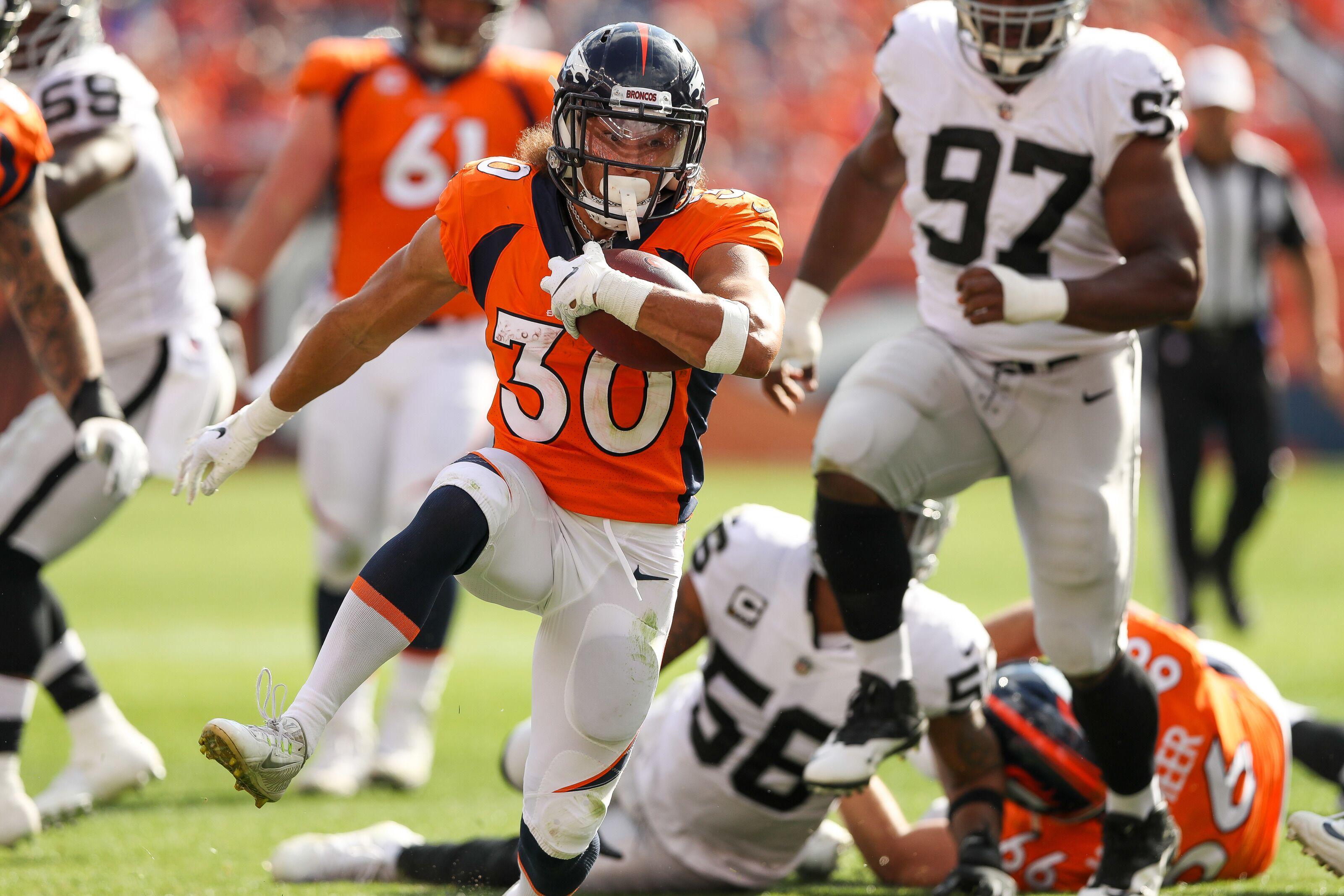 Phillip Lindsay should start at running back for Broncos cc00269e3