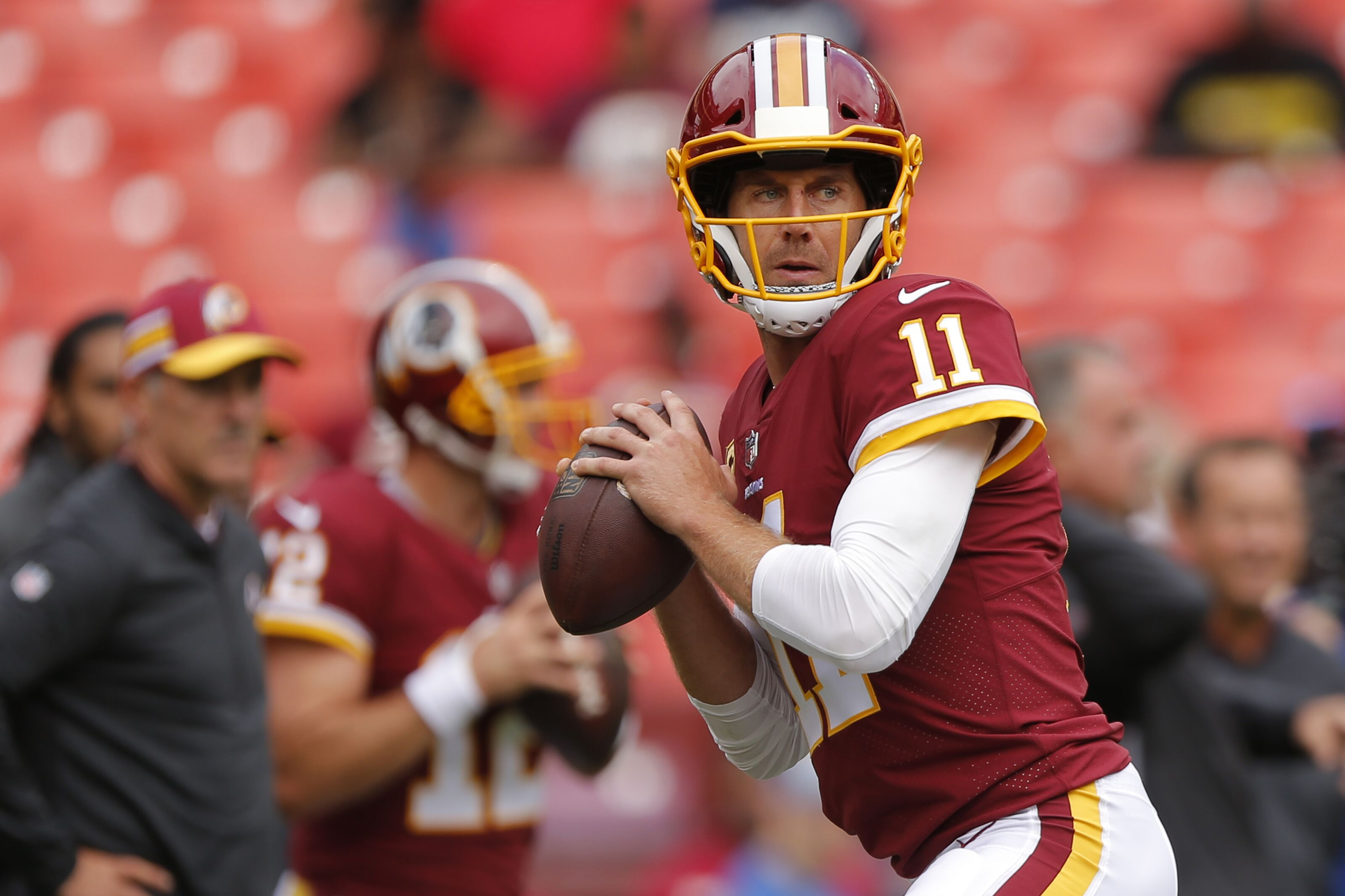 Alex Smith must change if Redskins are going to beat Packers 83ee9e96c