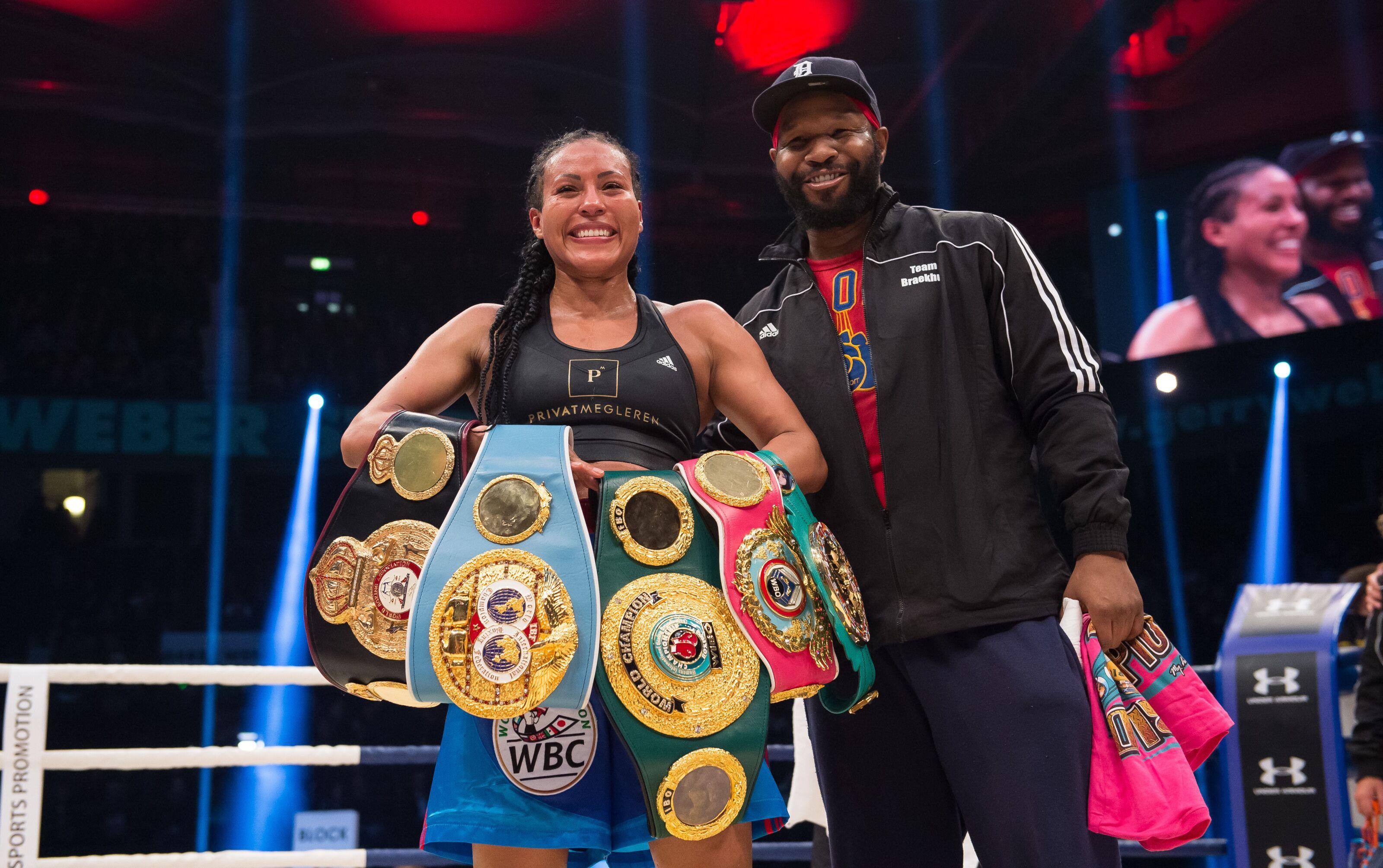Cecilia Braekhus leading a women's revolution in boxing