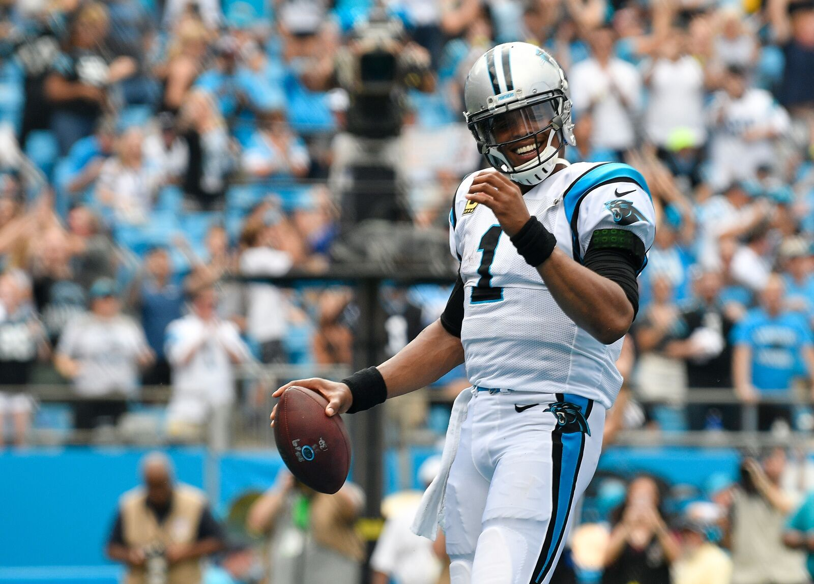 347d34db90910 Cam Newton has more weapons this week - NFL News