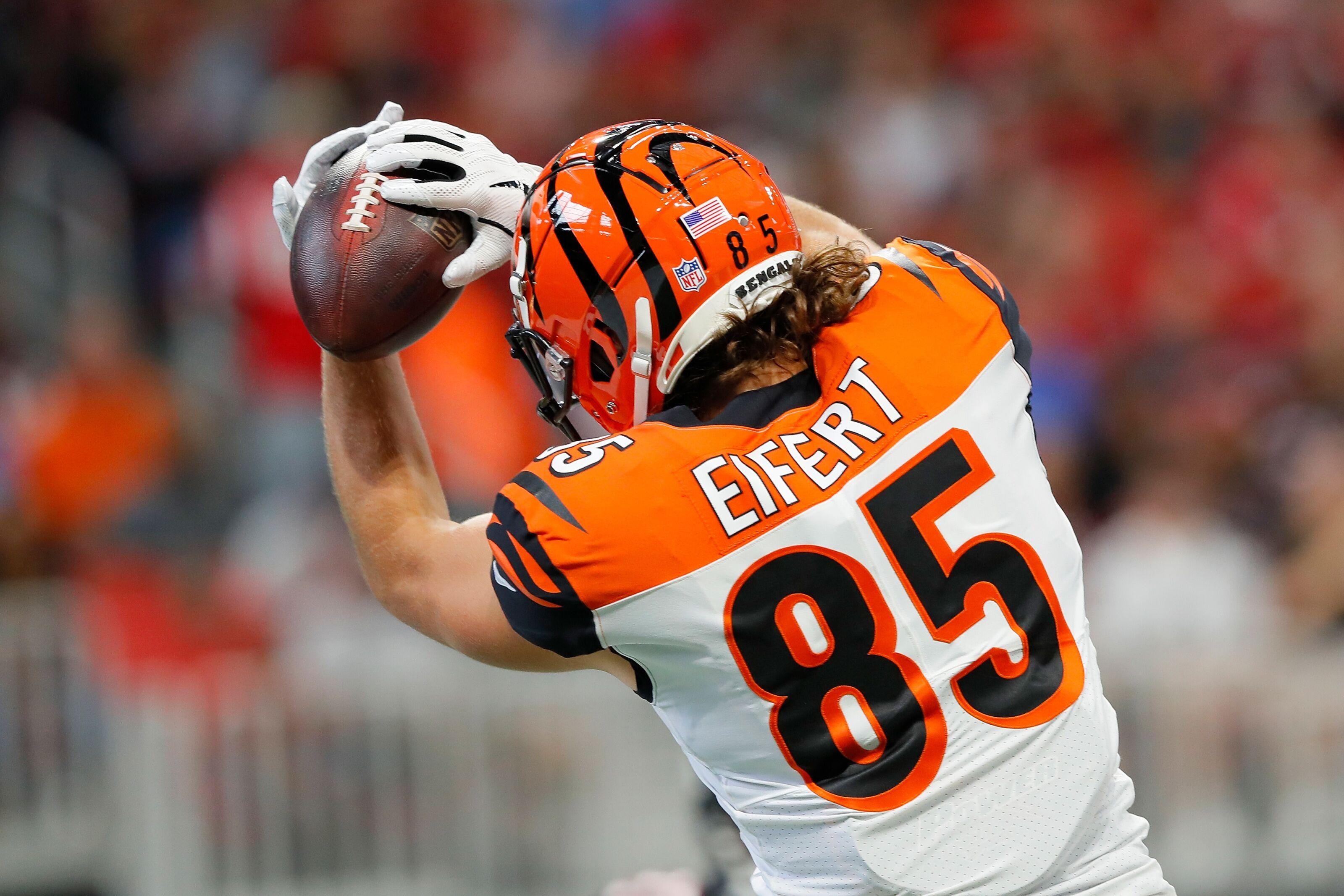 Bengals re-sign Tyler Eifert: Grade, reaction, analysis