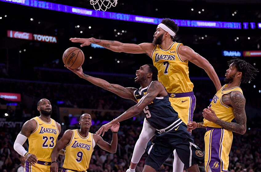 8003abc05d72 NBA Season Preview 2018-19  How good are Lakers outside of LeBron ...