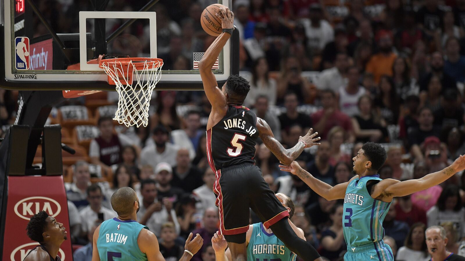 fe69a1c00 Derrick Jones Jr. is the Heat s latest reclamation project