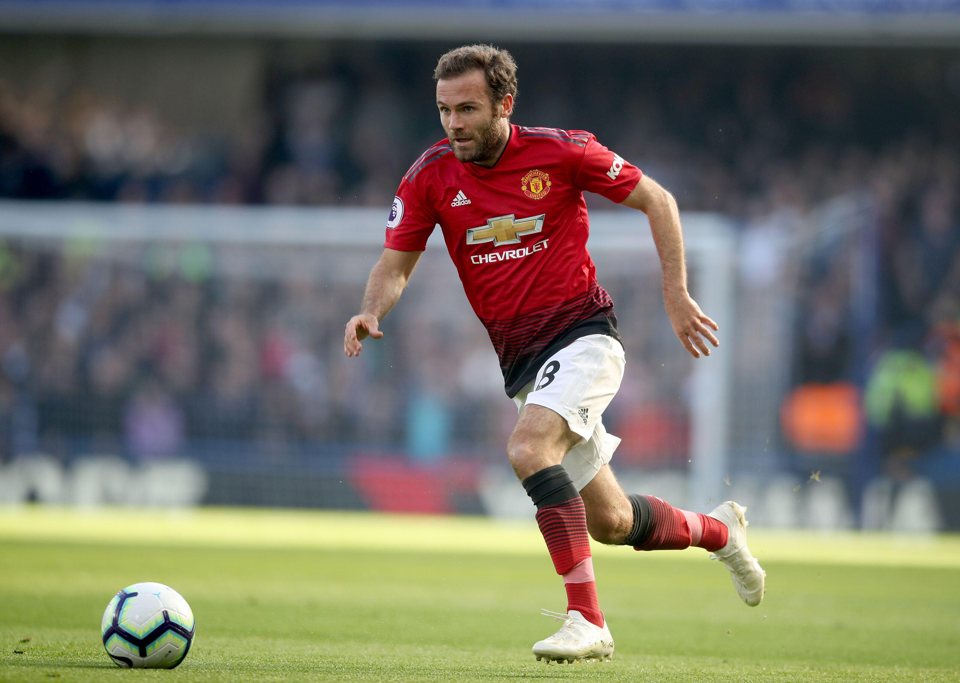 Juan Mata can be Manchester United's Santi Cazorla