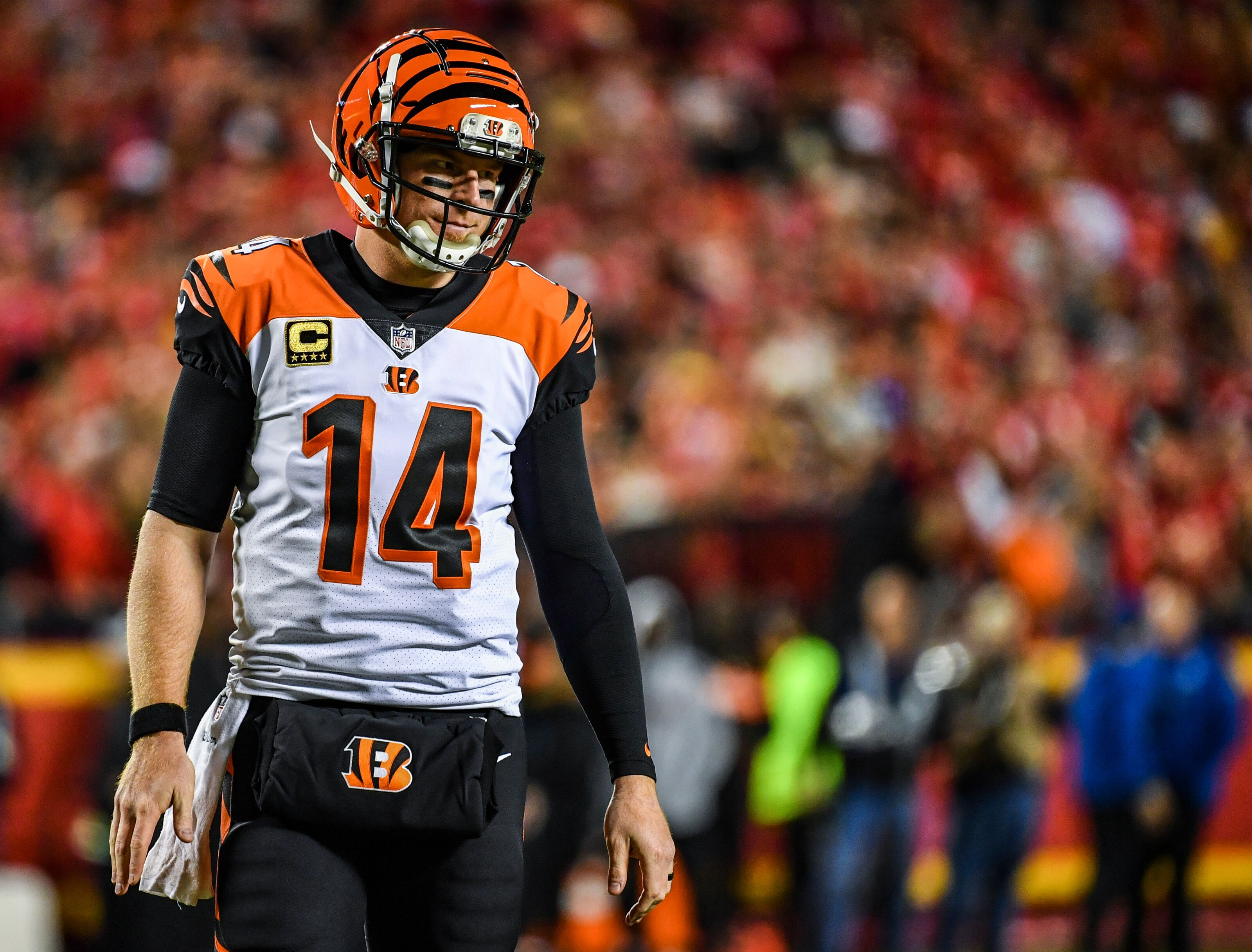 Is the time right for the Bengals to move on from Andy Dalton?