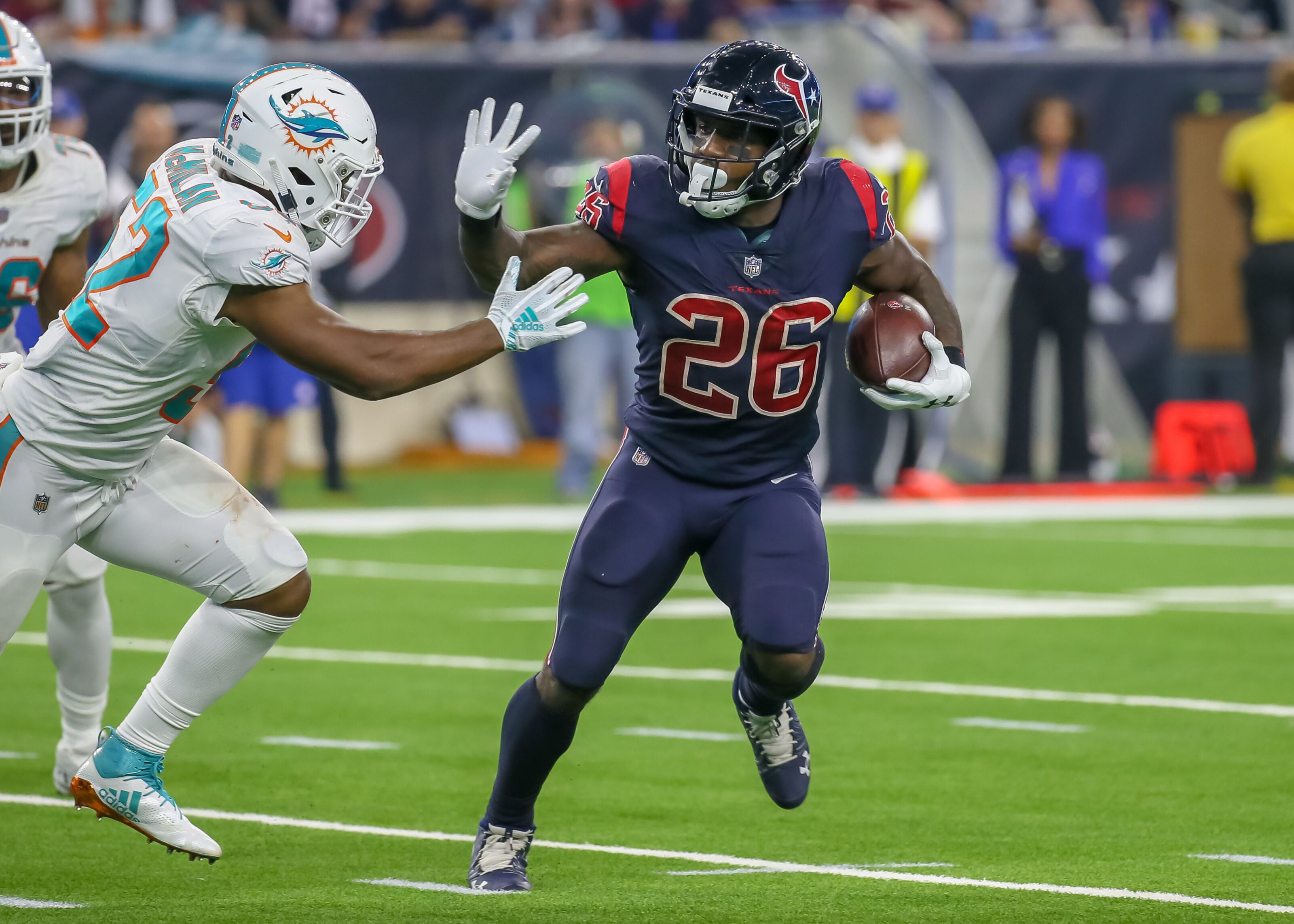 Who can replace Lamar Miller on your fantasy team?