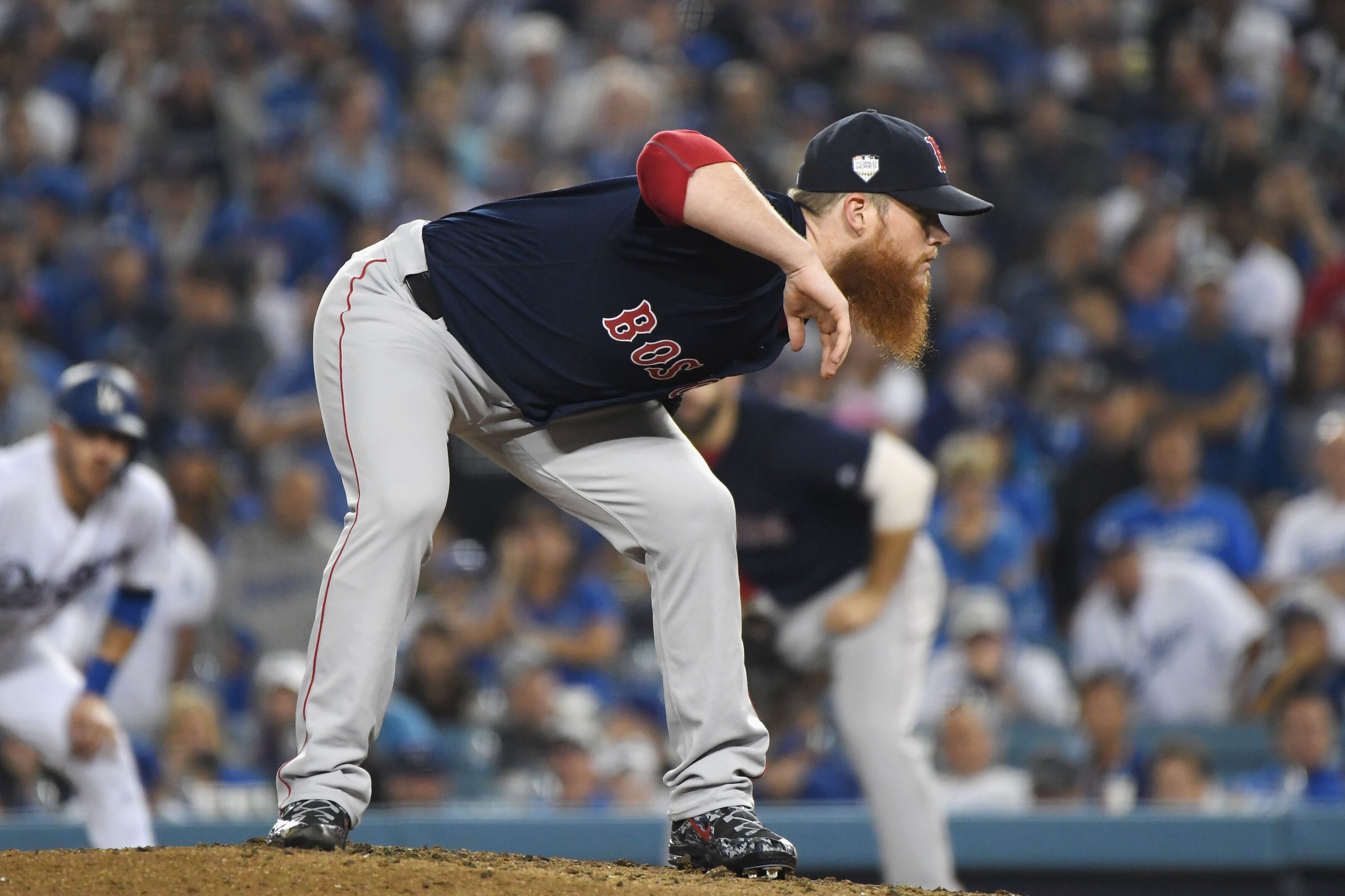 Will Craig Kimbrel and Dallas Keuchel be game-ready?