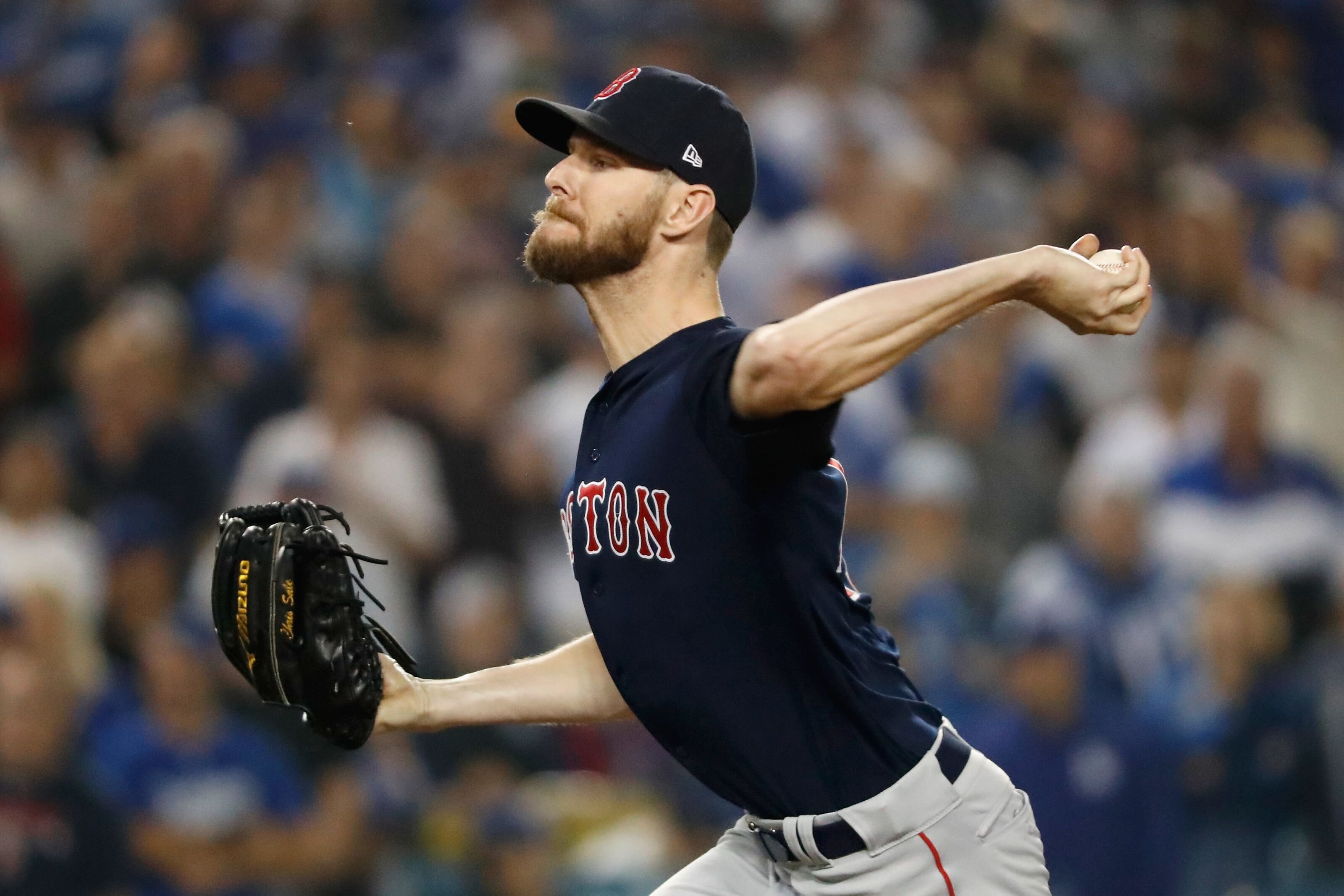 Chris Sale extension a big risk for the Boston Red Sox
