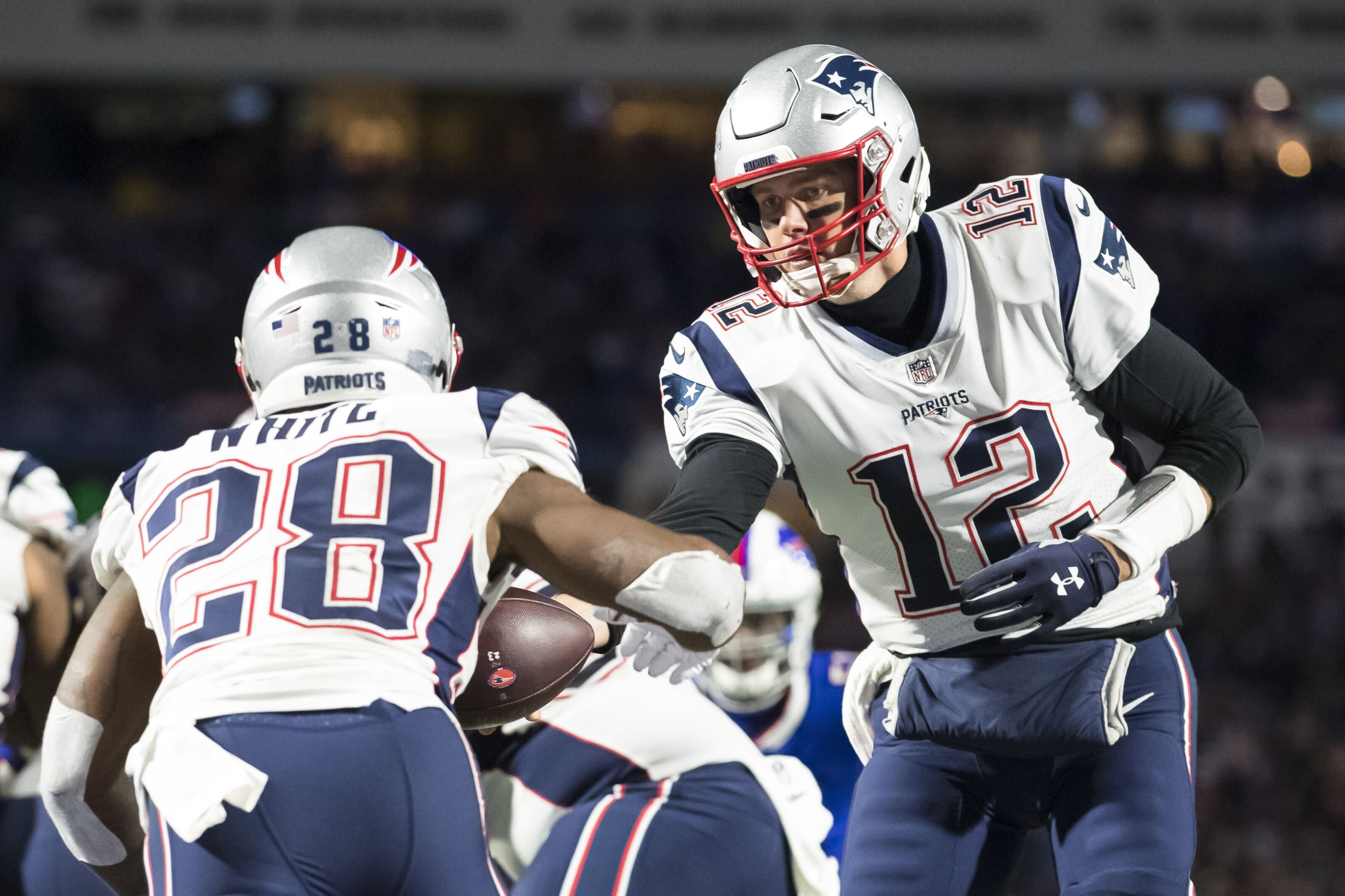 7dae19395cd41 Patriots kryptonite is in the red zone - NFL News
