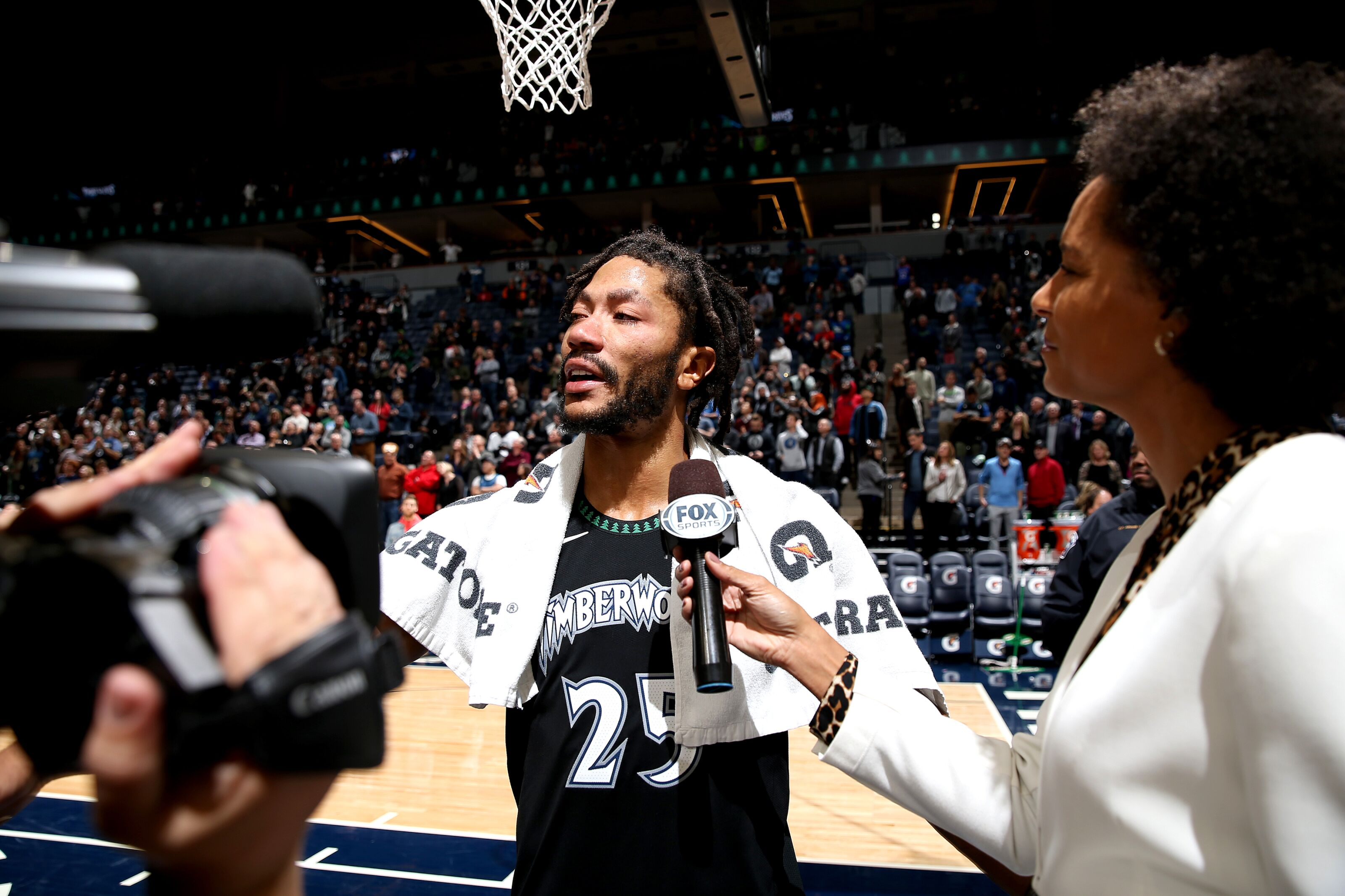 7f286ab2b83b Derrick Rose s 50-point explosion sends Twitter into a frenzy
