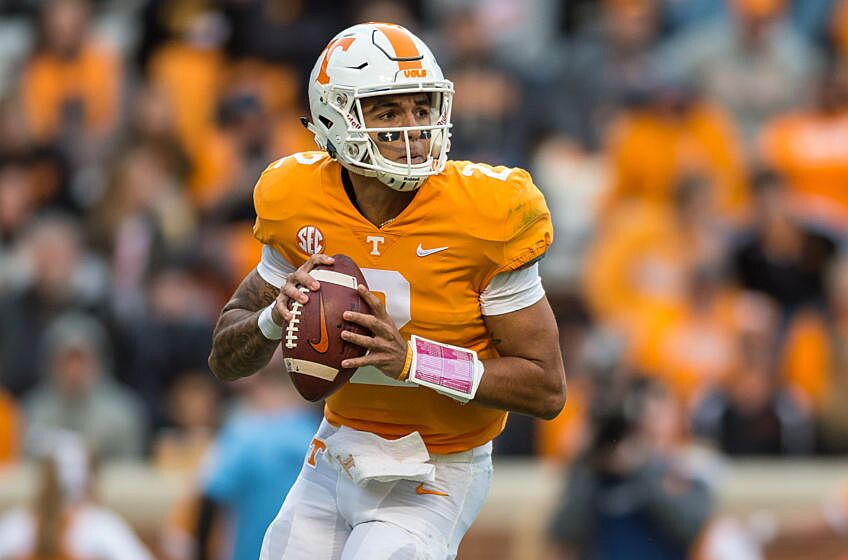 designer fashion e2ef6 7016d Tennessee football schedule 2019: Game-by-game predictions