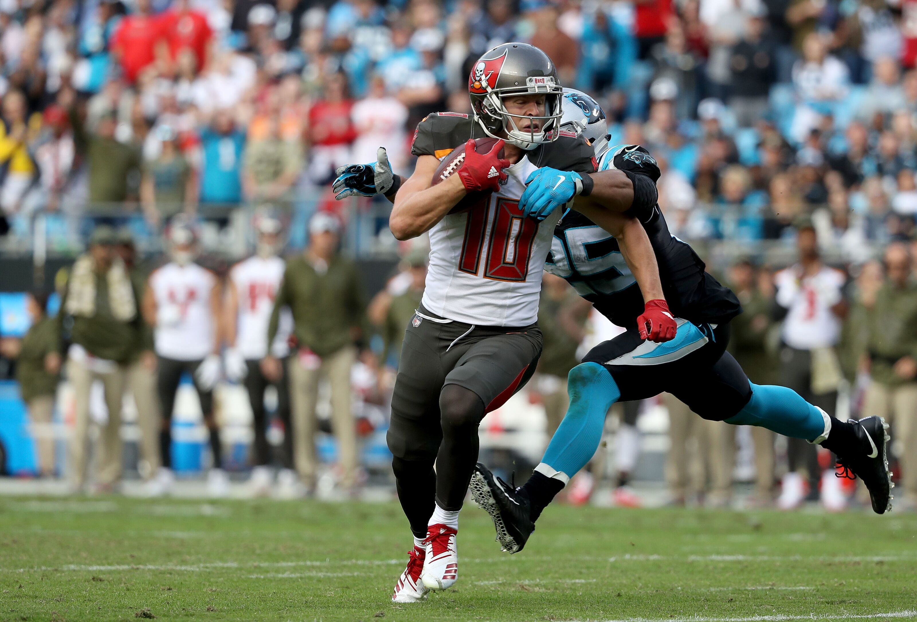 Breakout fantasy football stars to pick up for Week 10
