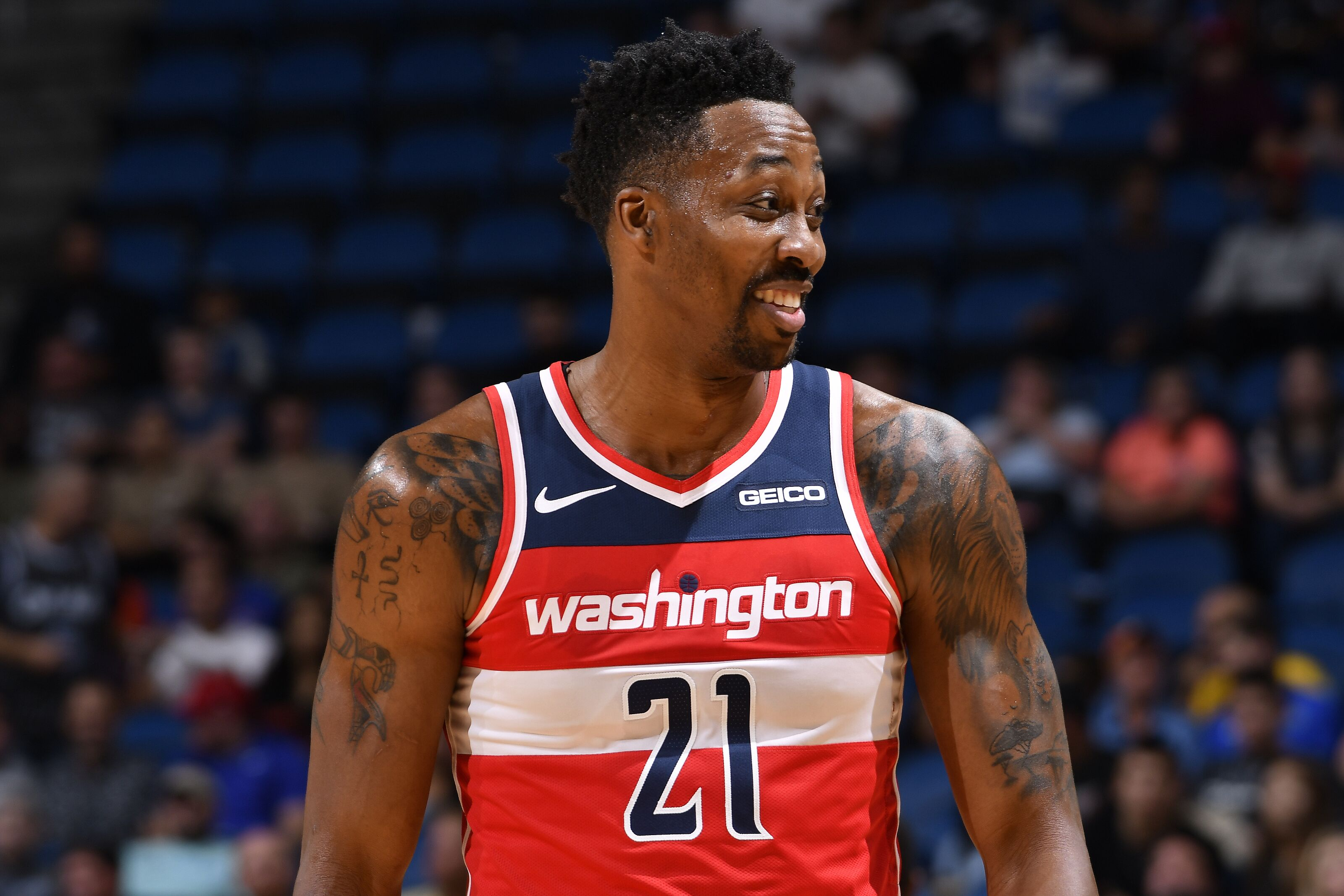 Lakers may land on Dwight Howard as Cousins replacement