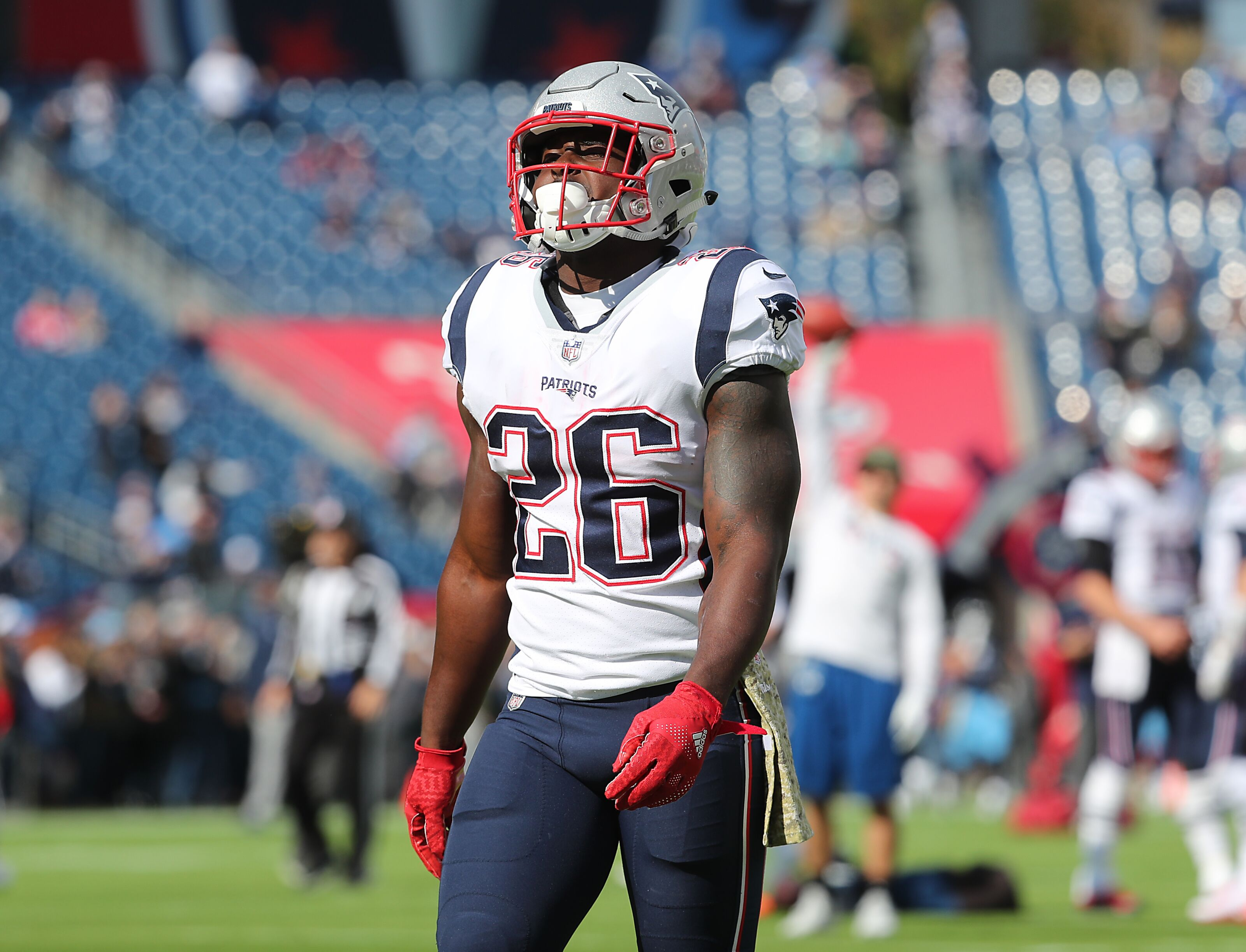 Healthy Sony Michel could be critical in helping Patriots rebound 7cc74a23f