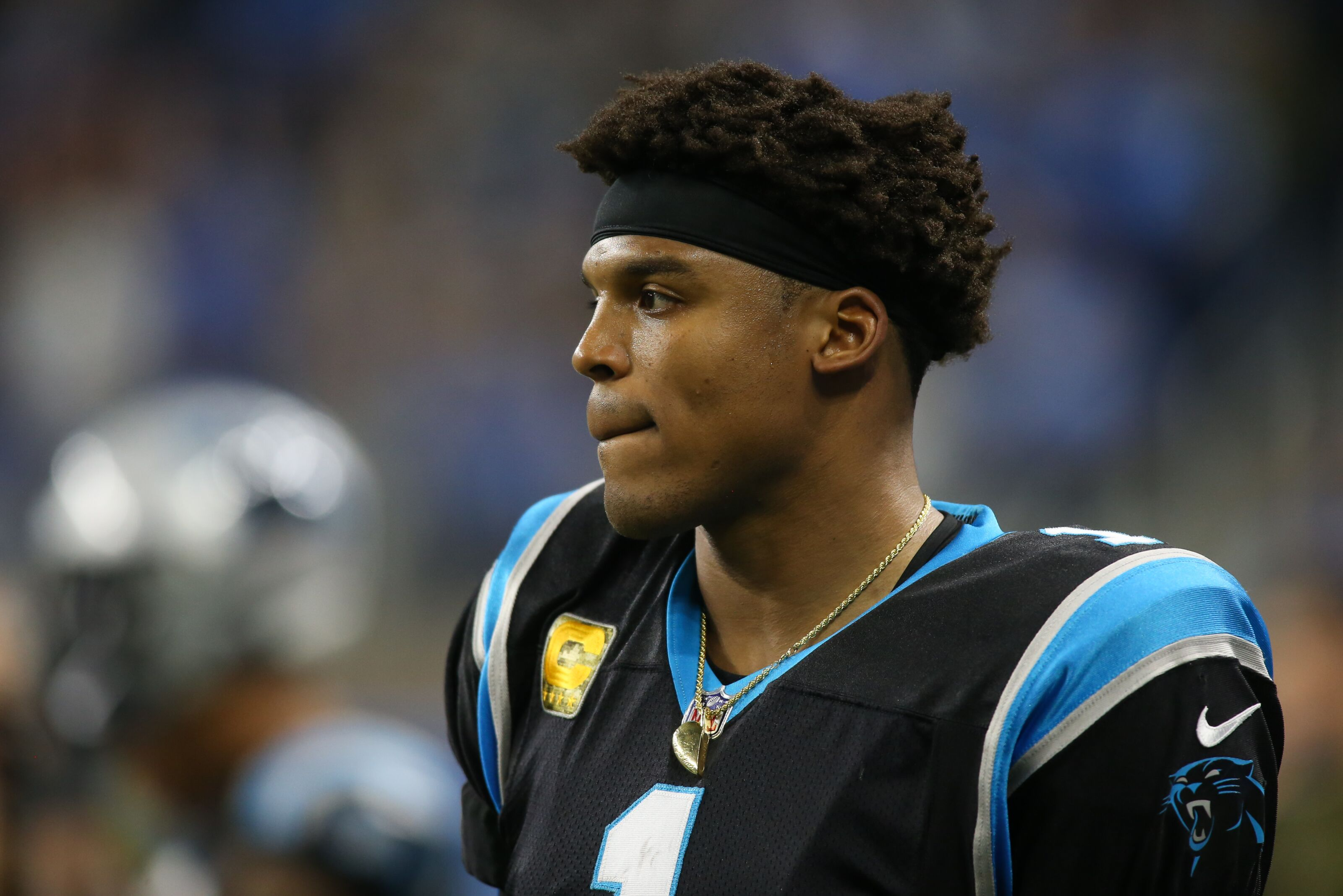 cdd07e99c Cam Newton  Shoulder surgery throws 2019 season into question
