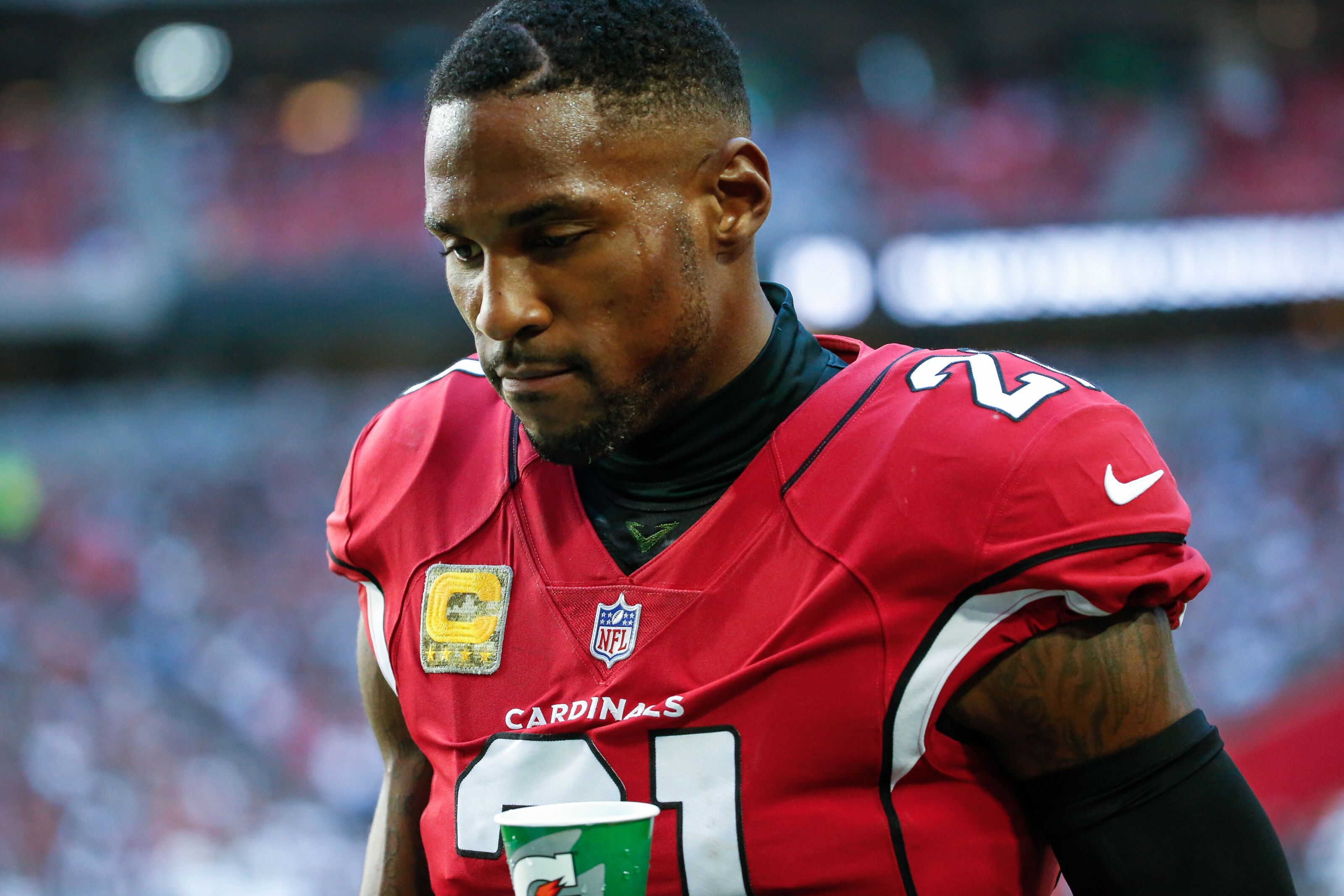 Patrick Peterson likely won't be traded until in-season, if at all