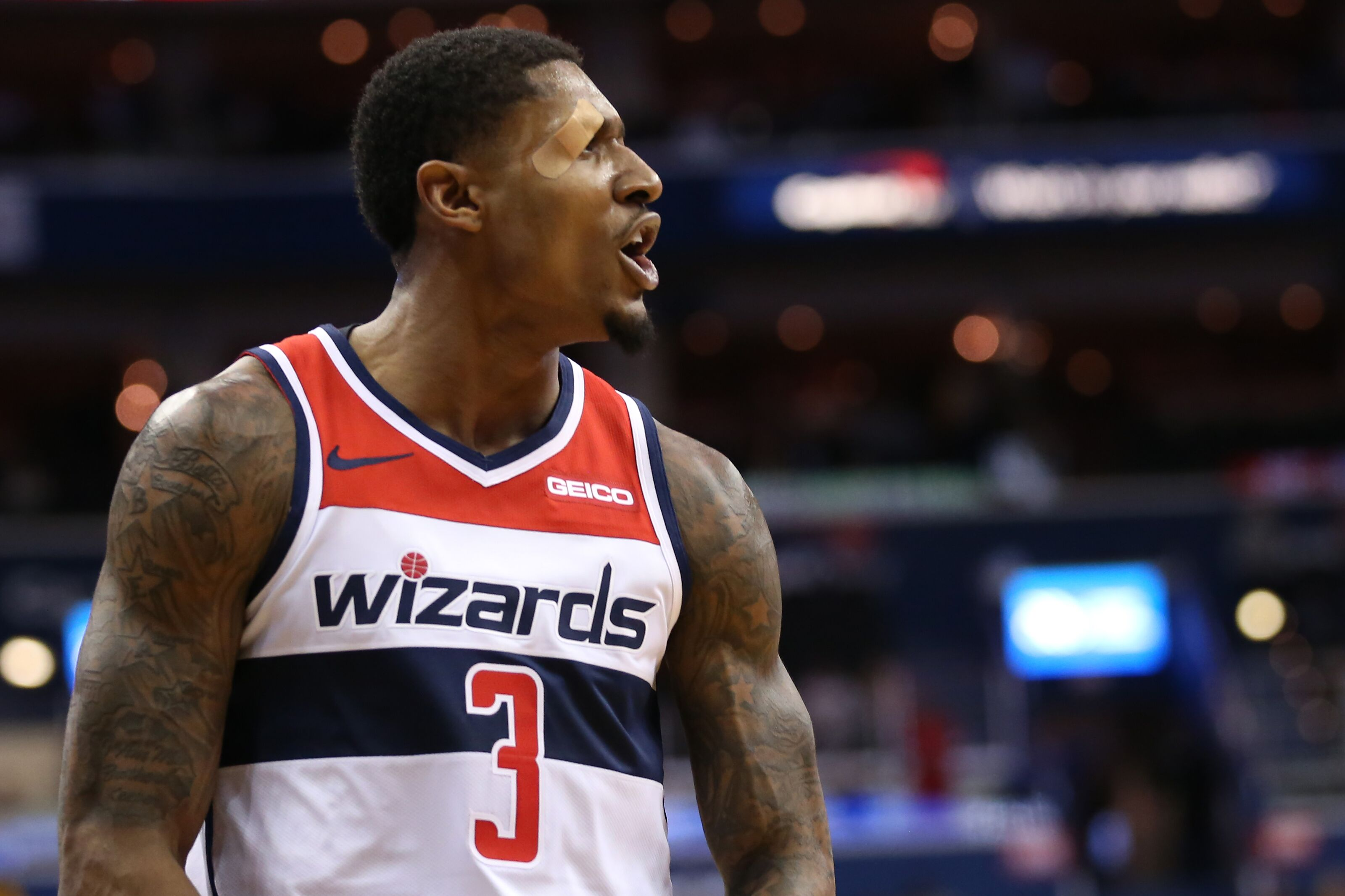 check out dfa8a e4225 Hornets trying to trade for Bradley Beal, but how can it work?