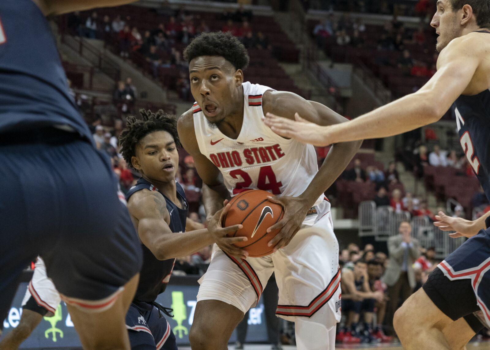 Big Ten basketball rankings: Buckeyes heating up, Hoosiers