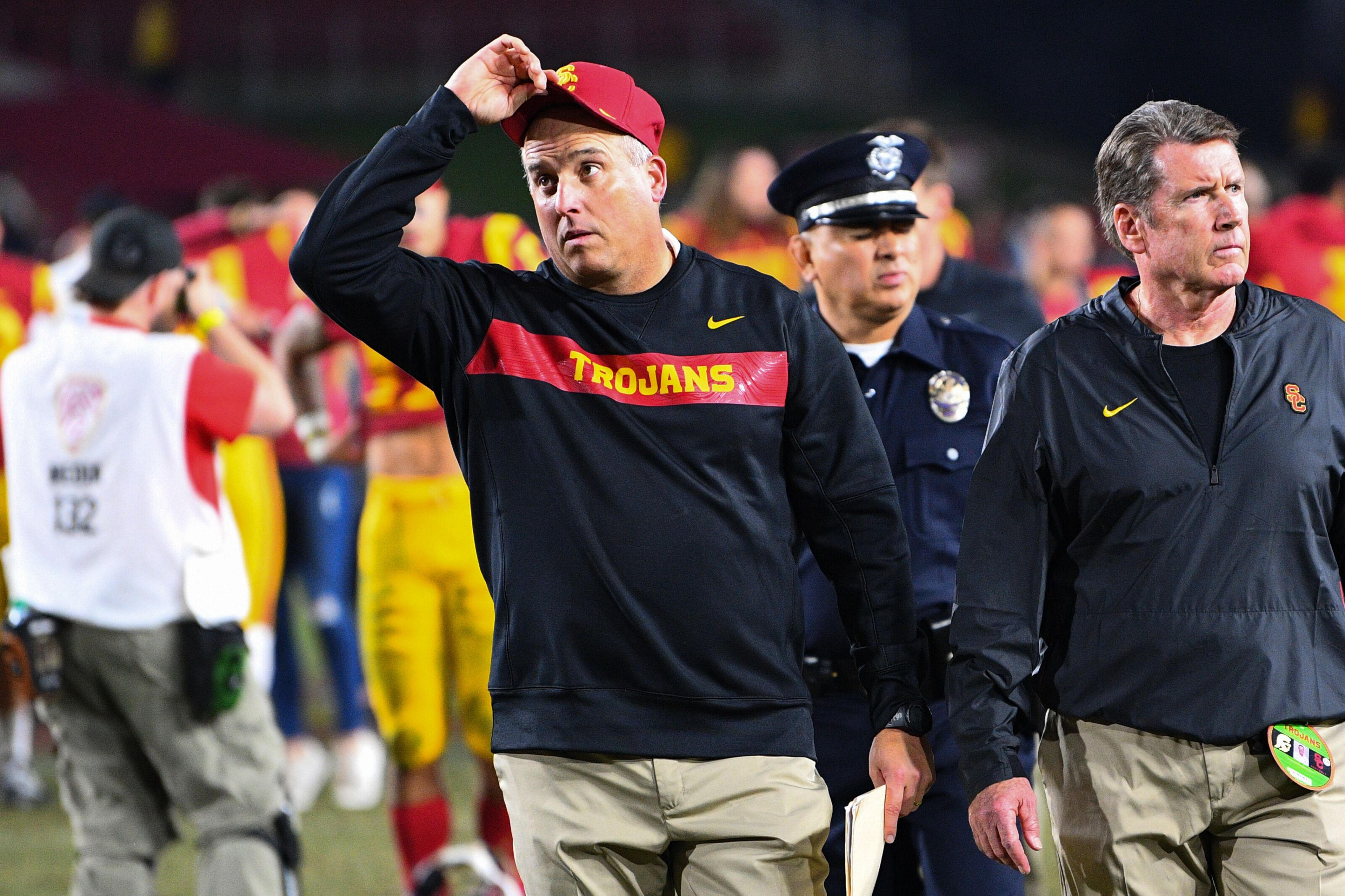 Hot Seat Watch, Week 3: Can Clay Helton save his job?
