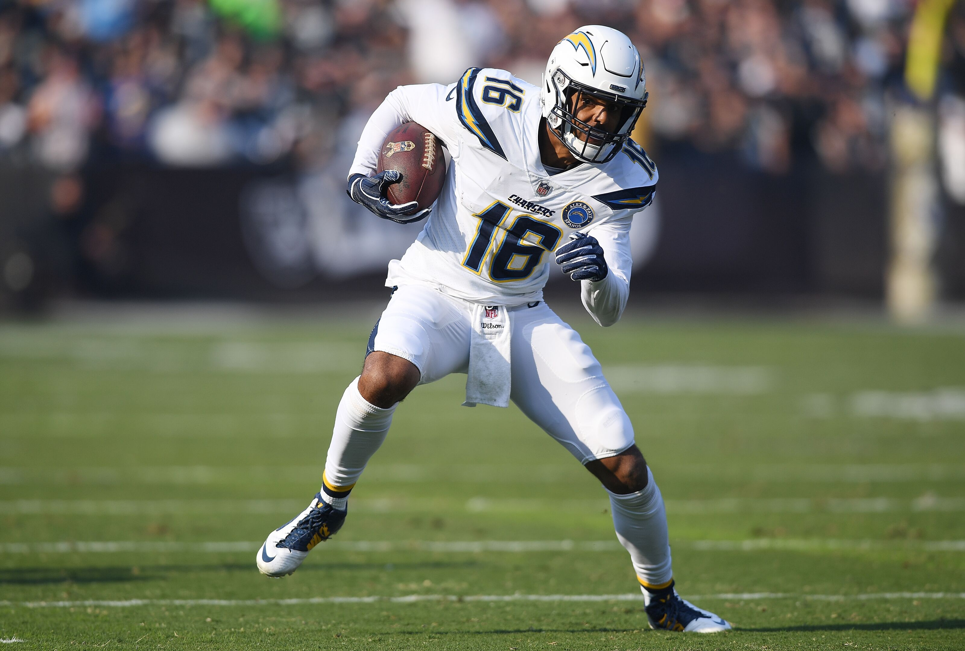 Don't forget about Tyrell Williams in your fantasy football drafts