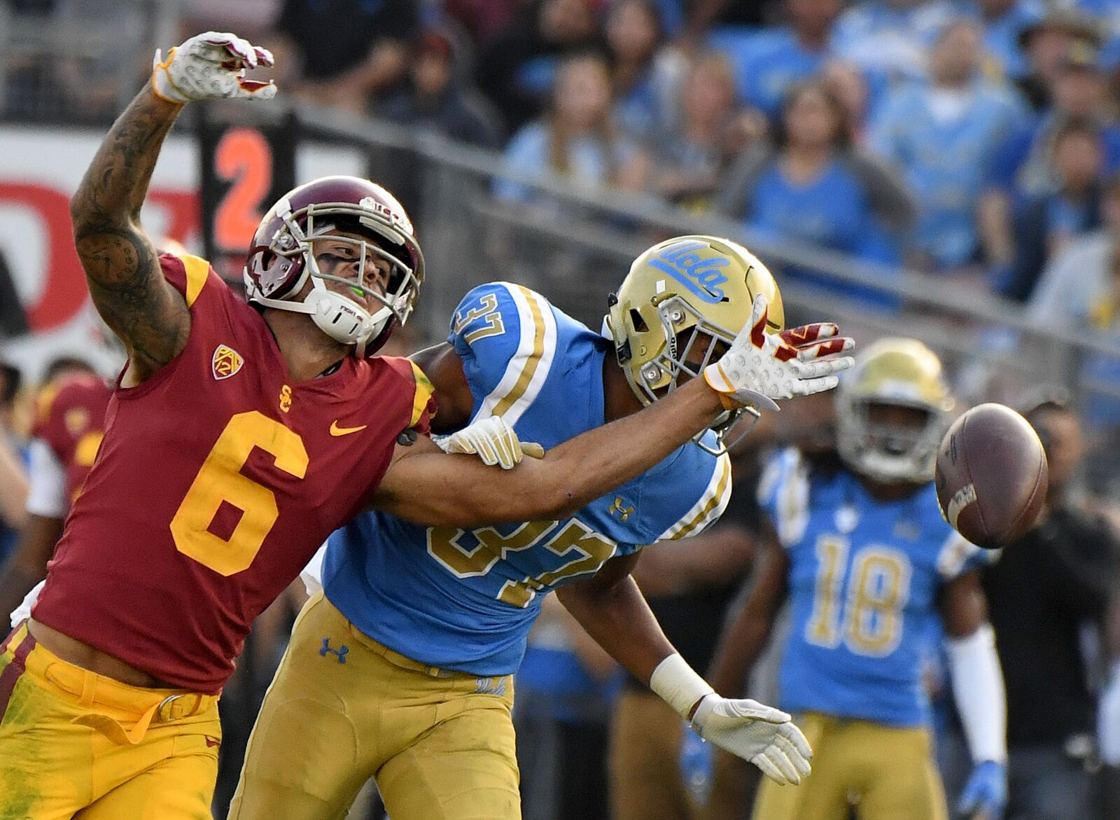 USC vs. UCLA used to be a big rivalry. Now it's irrelevant