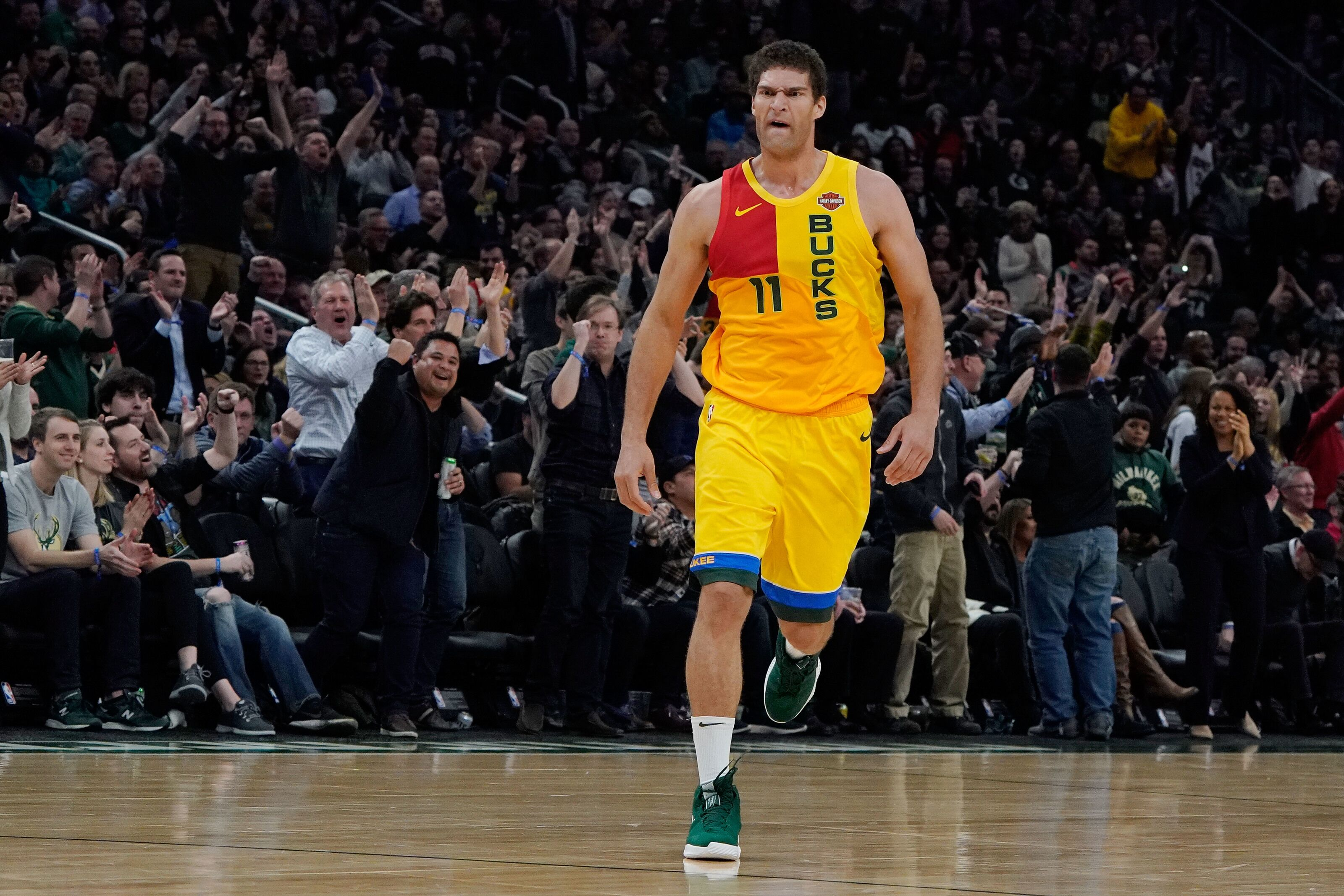 4d38597d19a Can Brook Lopez still be effective for Milwaukee in the playoffs