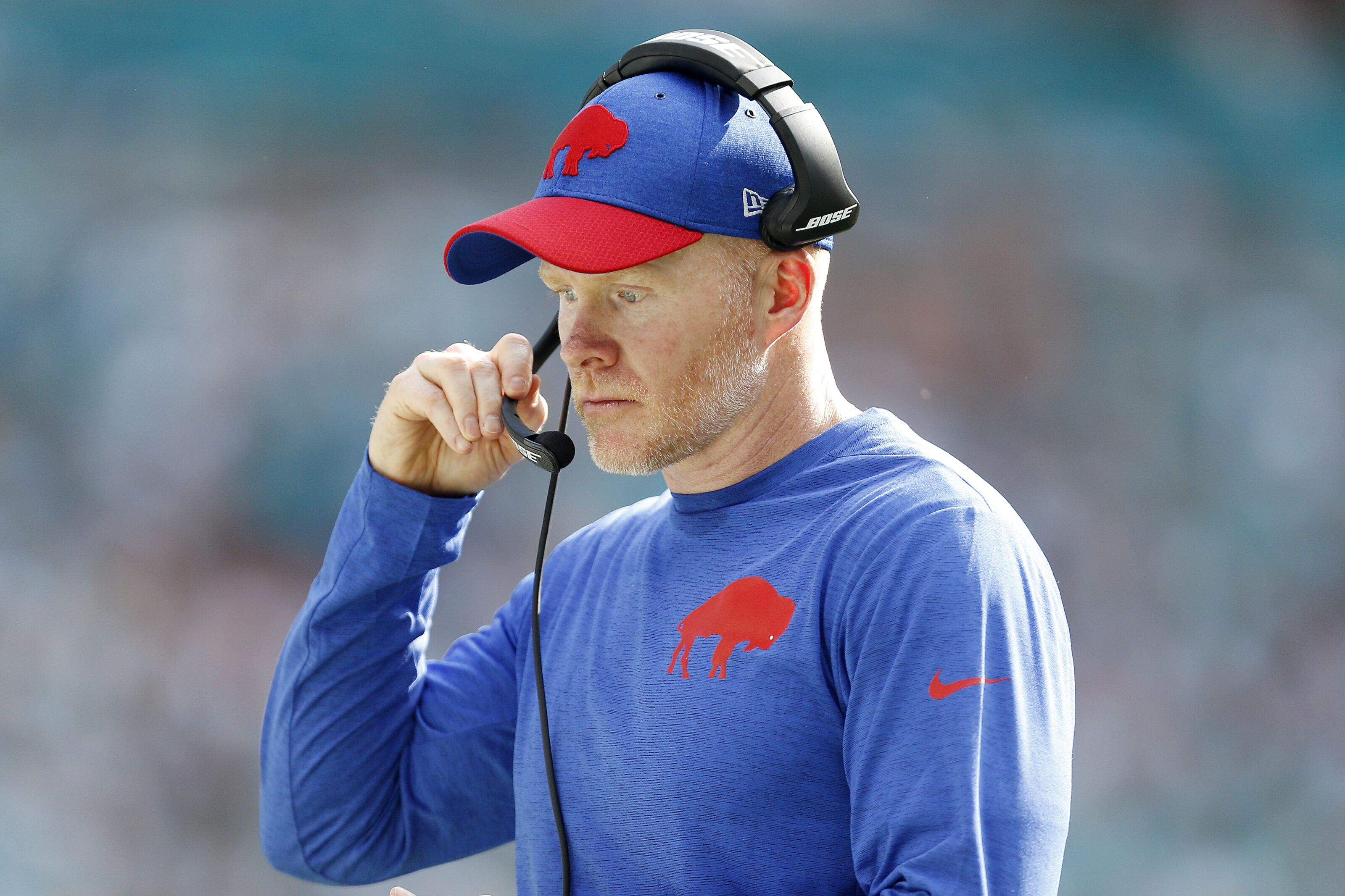 Bills have had roster overhaul you'd expect with fresh regime