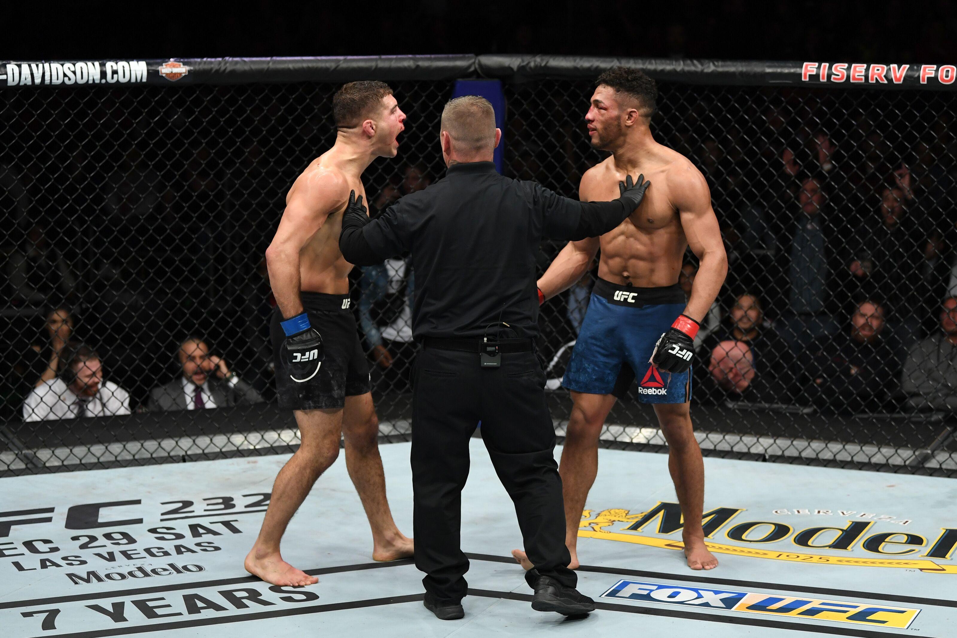 UFC Ottawa: The 5 best moments of Al Iaquinta's career