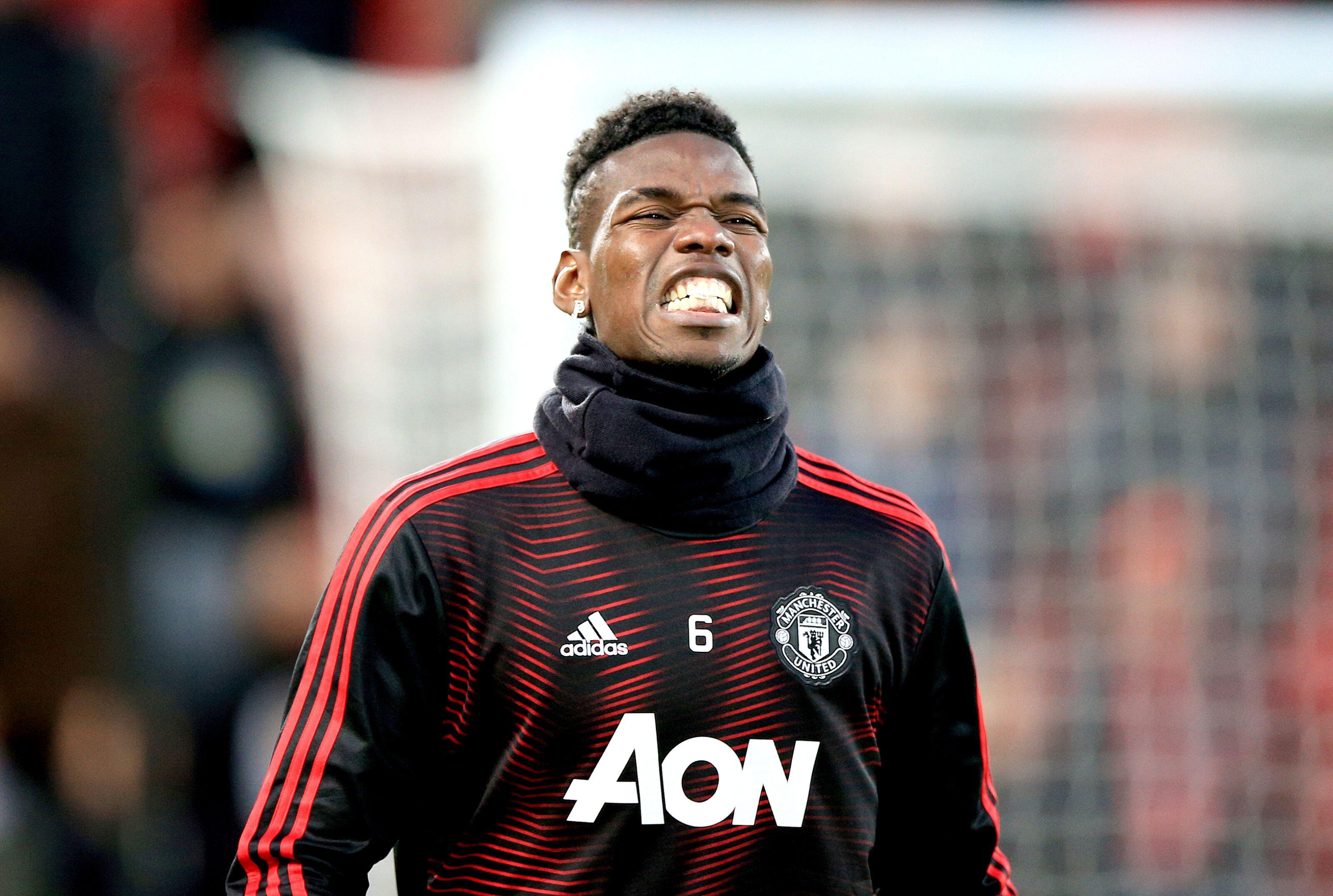 Premier League midseason report card  Manchester United 16e30590b