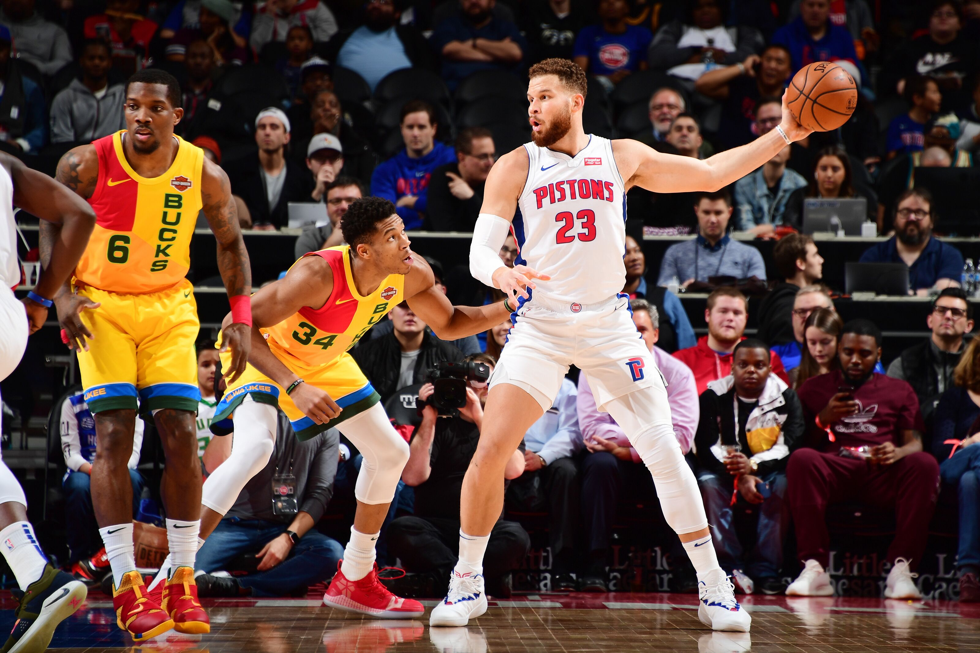 e2f7e4048e8 The Whiteboard  The modern Blake Griffin is an absolute monster