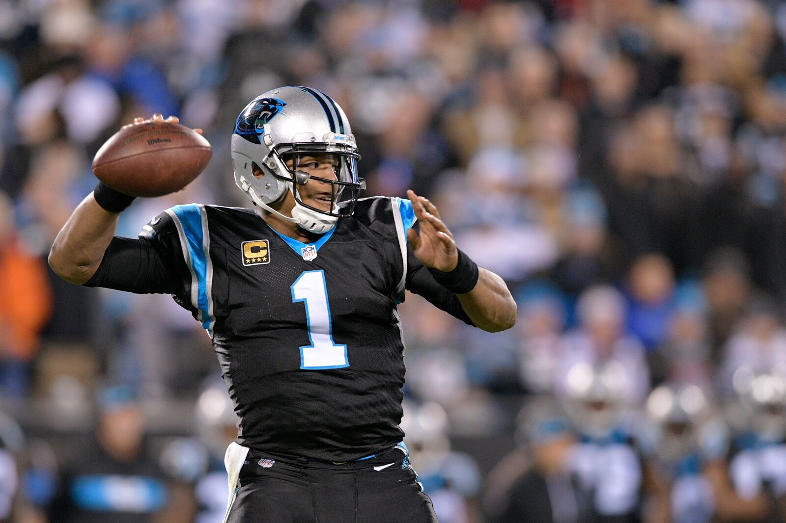 Ron Rivera is determined to make life easier for Cam Newton