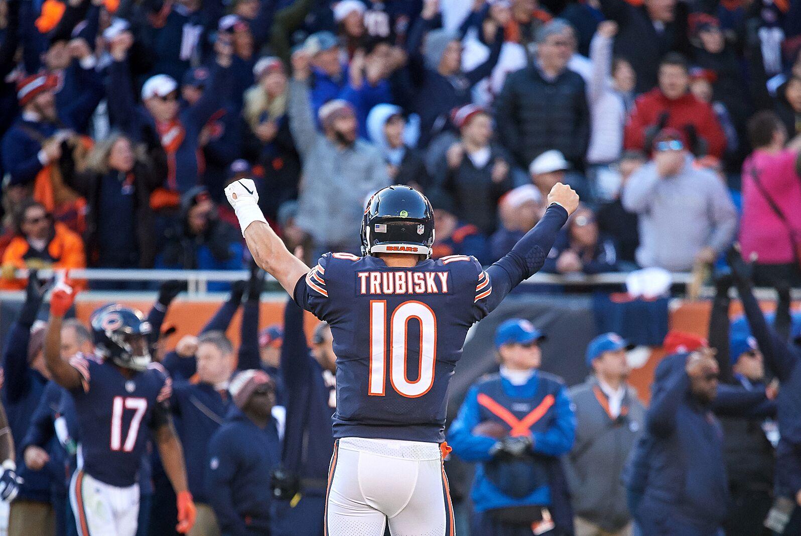 Fantasy football picks: Week 3 MNF Bears vs. Redskins