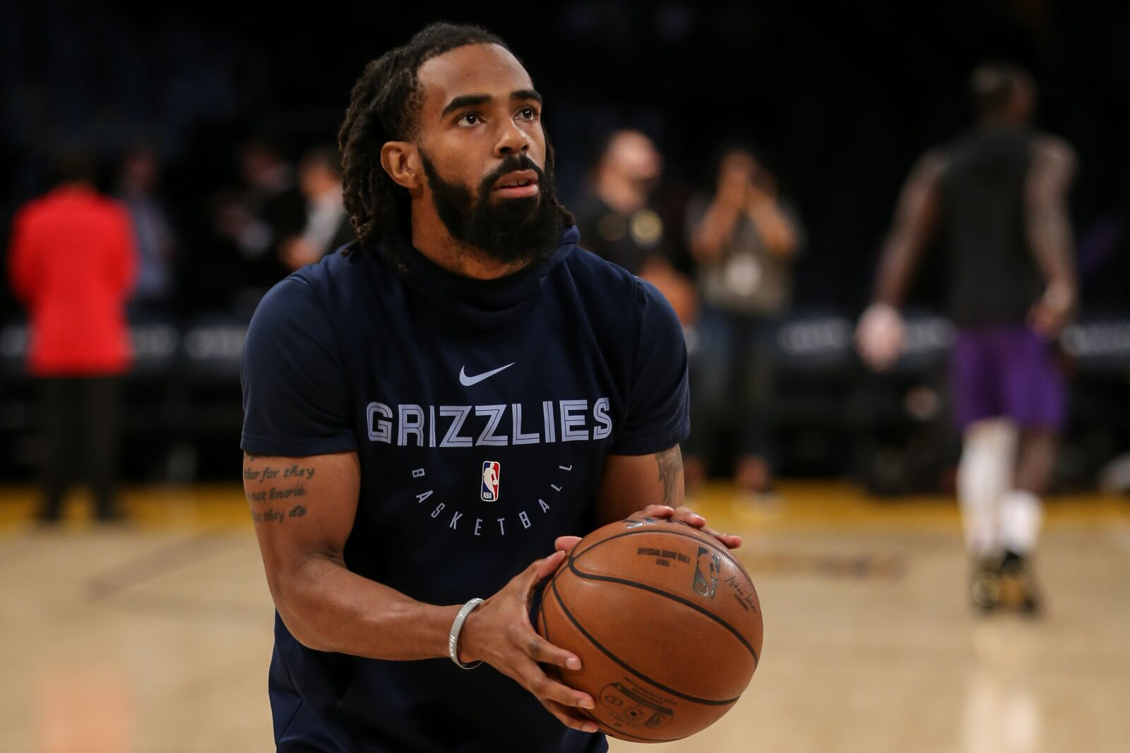 Grizzlies pushing to trade Mike Conley before NBA Draft