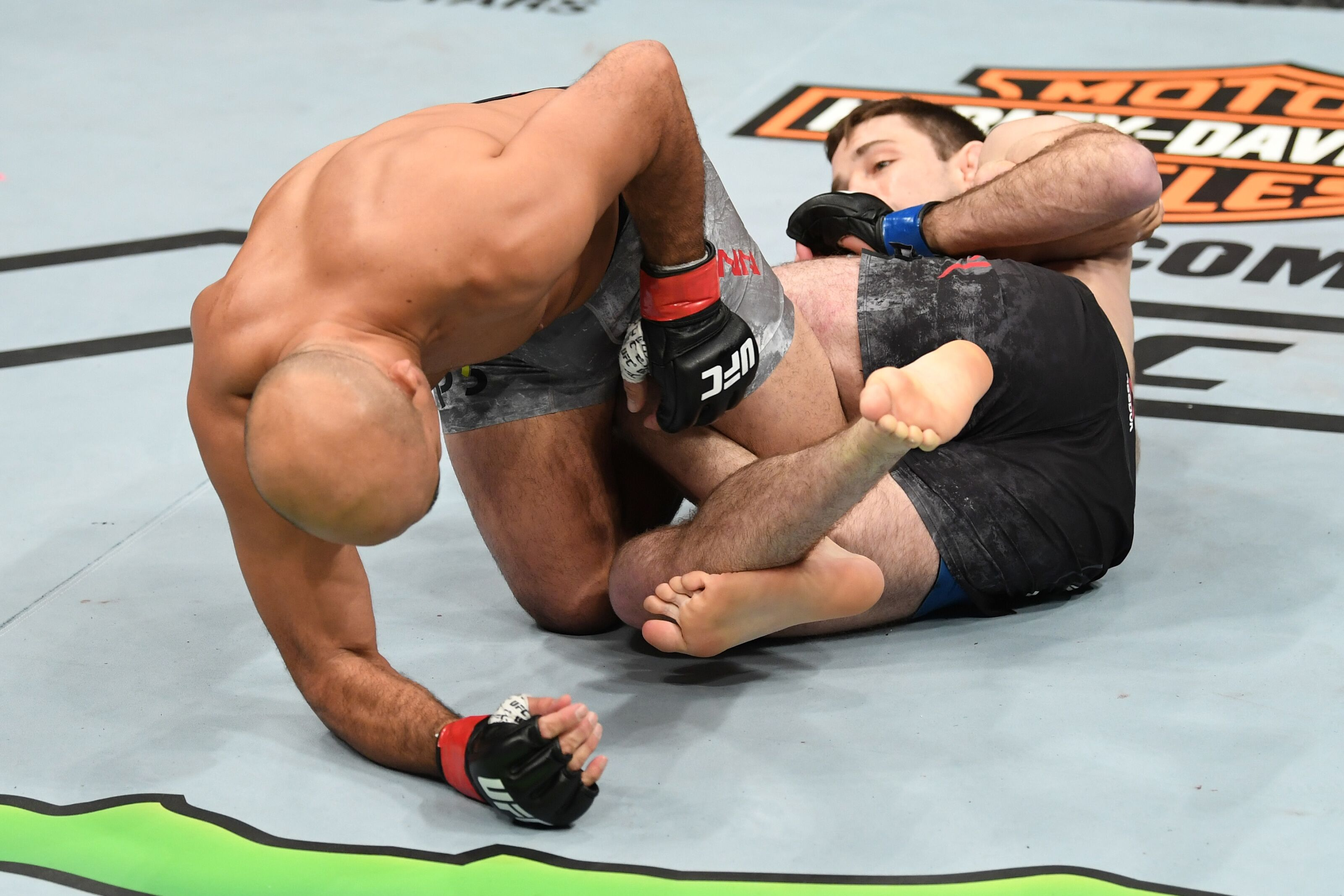 FanSided MMA Awards: Ryan Hall heel hooks his way to Submission of the Year