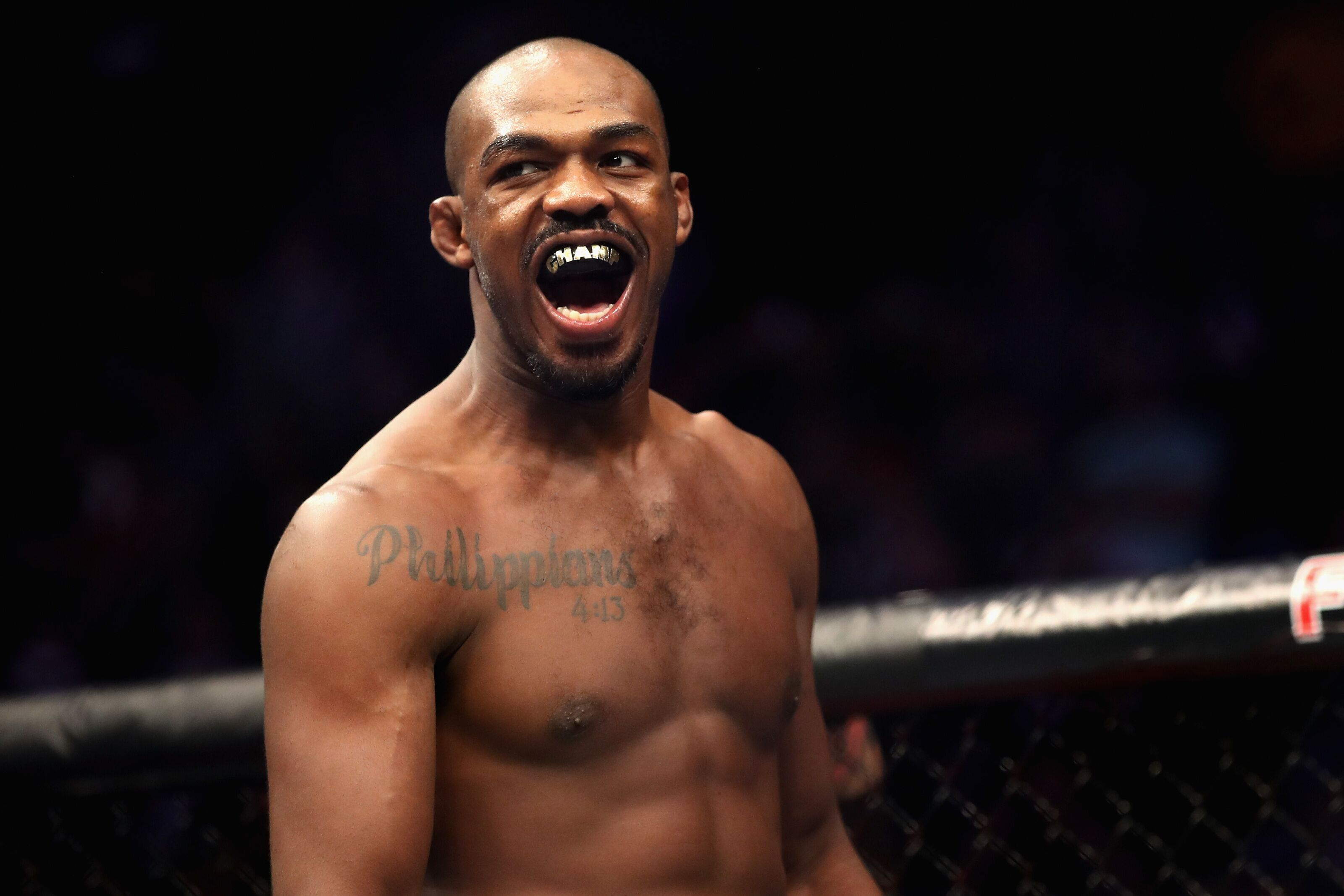 Jon Jones responds to Dominick Reyes call out: 'Been waiting'