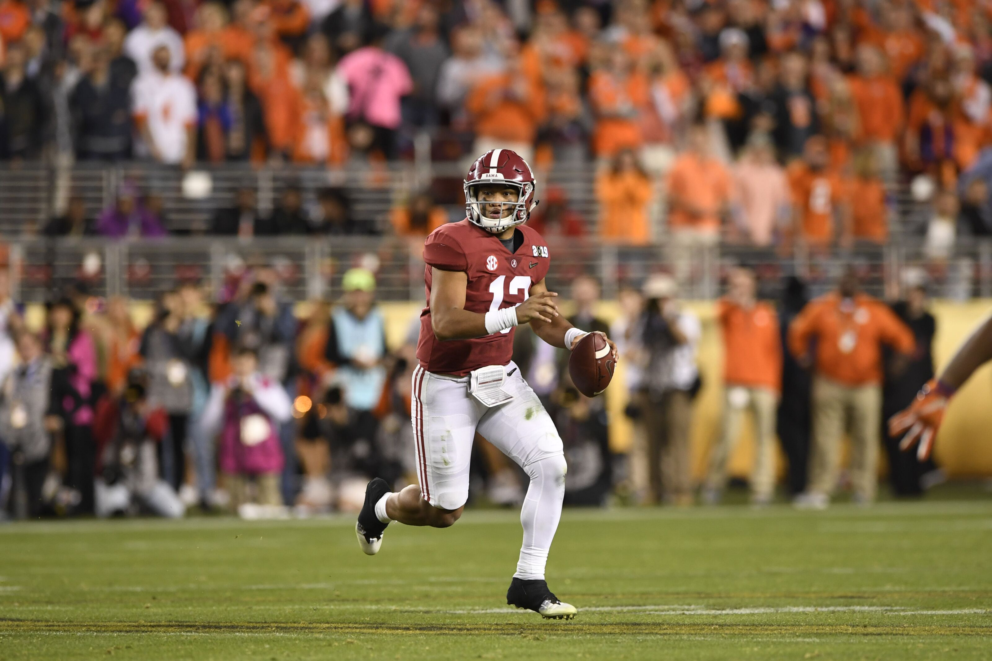 NFL Draft: Dolphins passing on a quarterback confirms they're tanking for Tua
