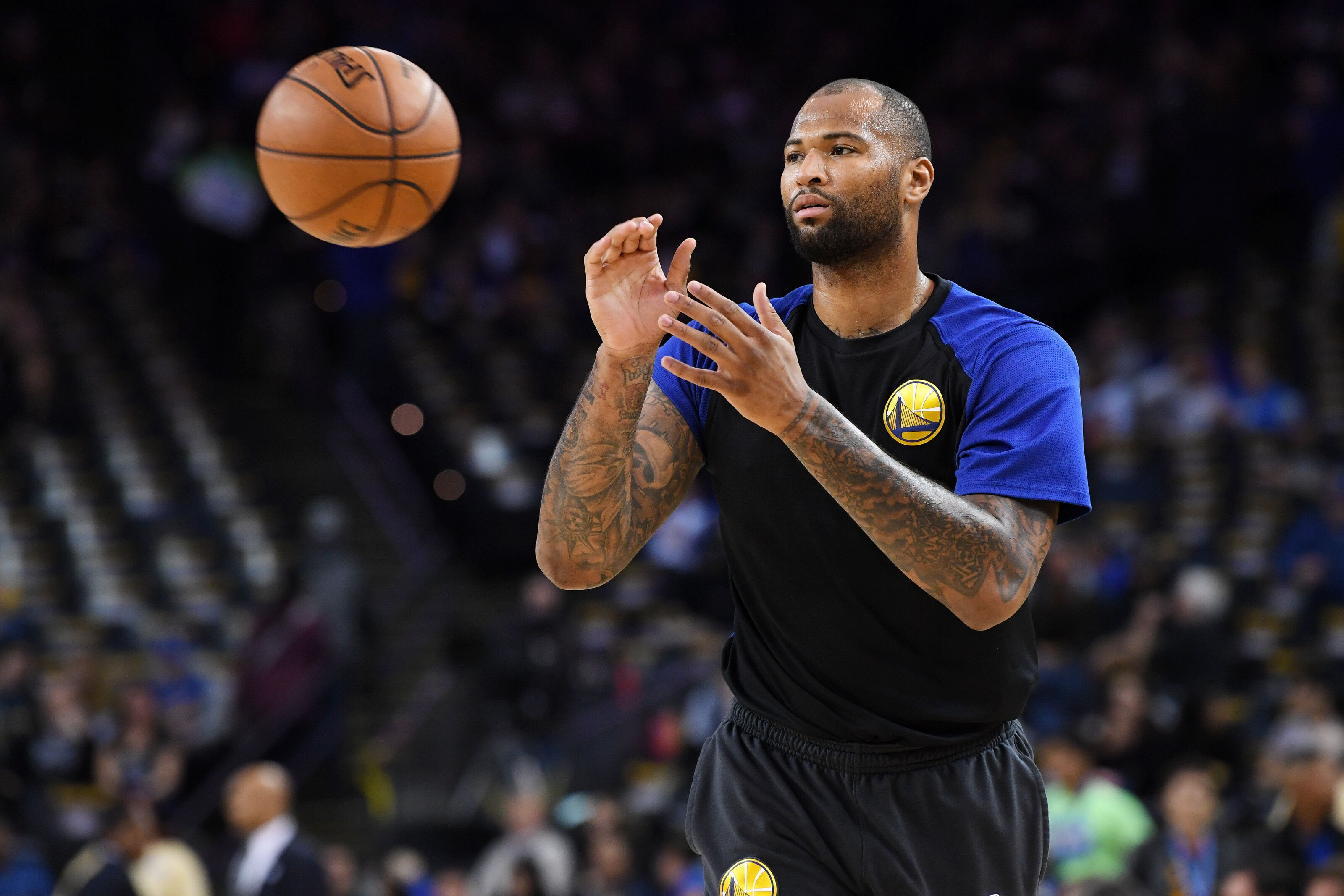 Bracing For Boogie: Inside the state of the Warriors before DeMarcus Cousins' debut